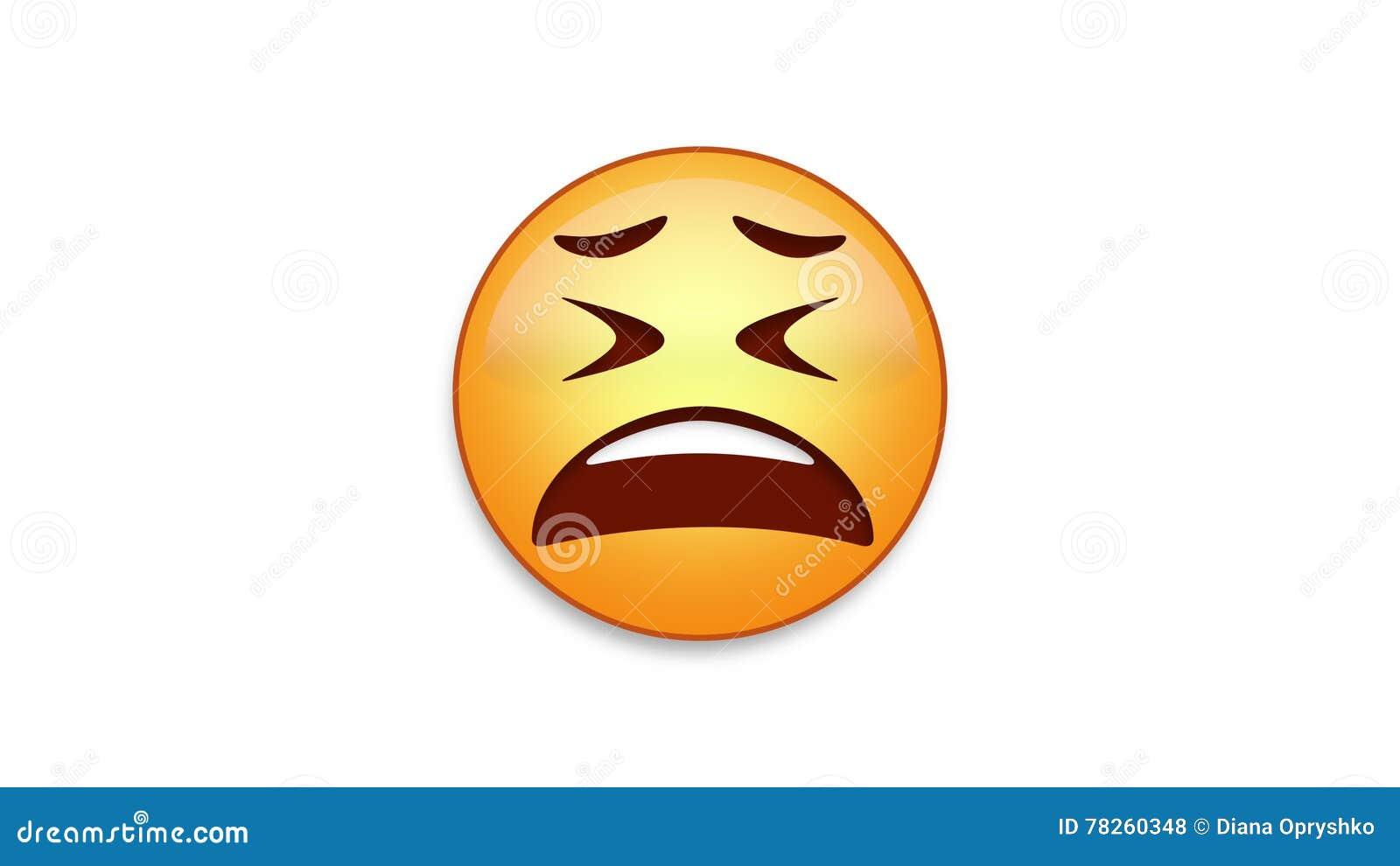 Εξαντλημένο Emoji με τη μεταλλίνη Luma