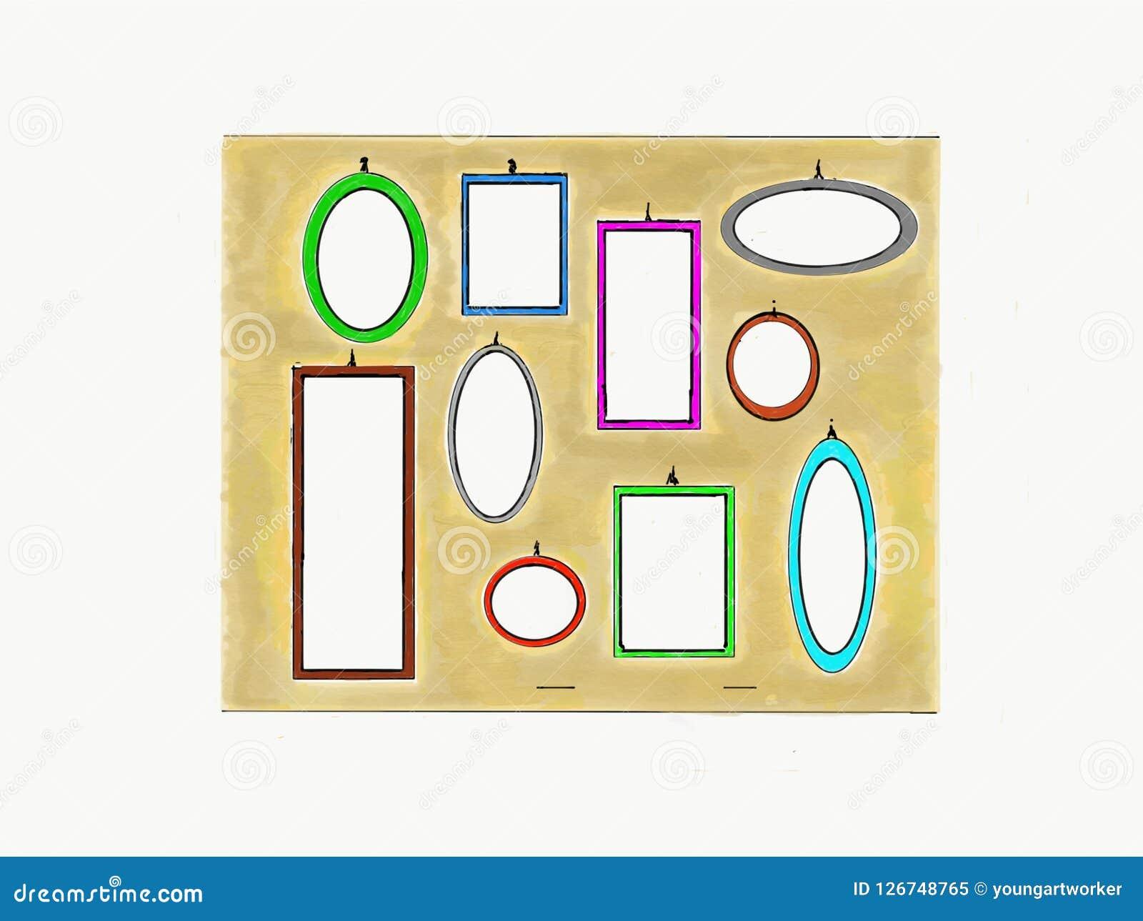 Εξετάστε αυτό που μπορείτε να δείτε με αυτούς τους διαμορφωμένους καθρέφτες