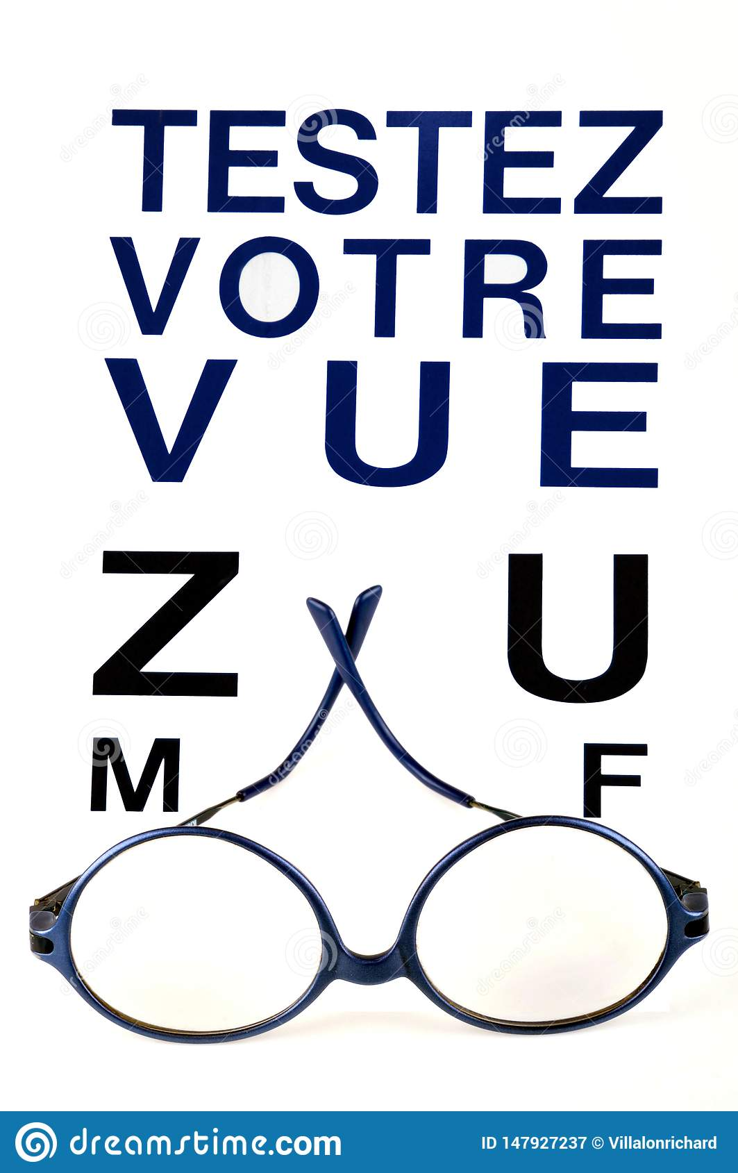 Εξετάστε την άποψή σας που γράφεται στα γαλλικά