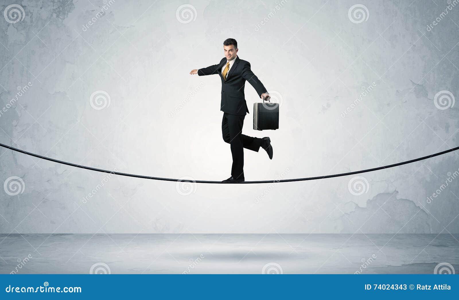 Εξισορρόπηση τύπων πωλήσεων στο σφιχτό σχοινί