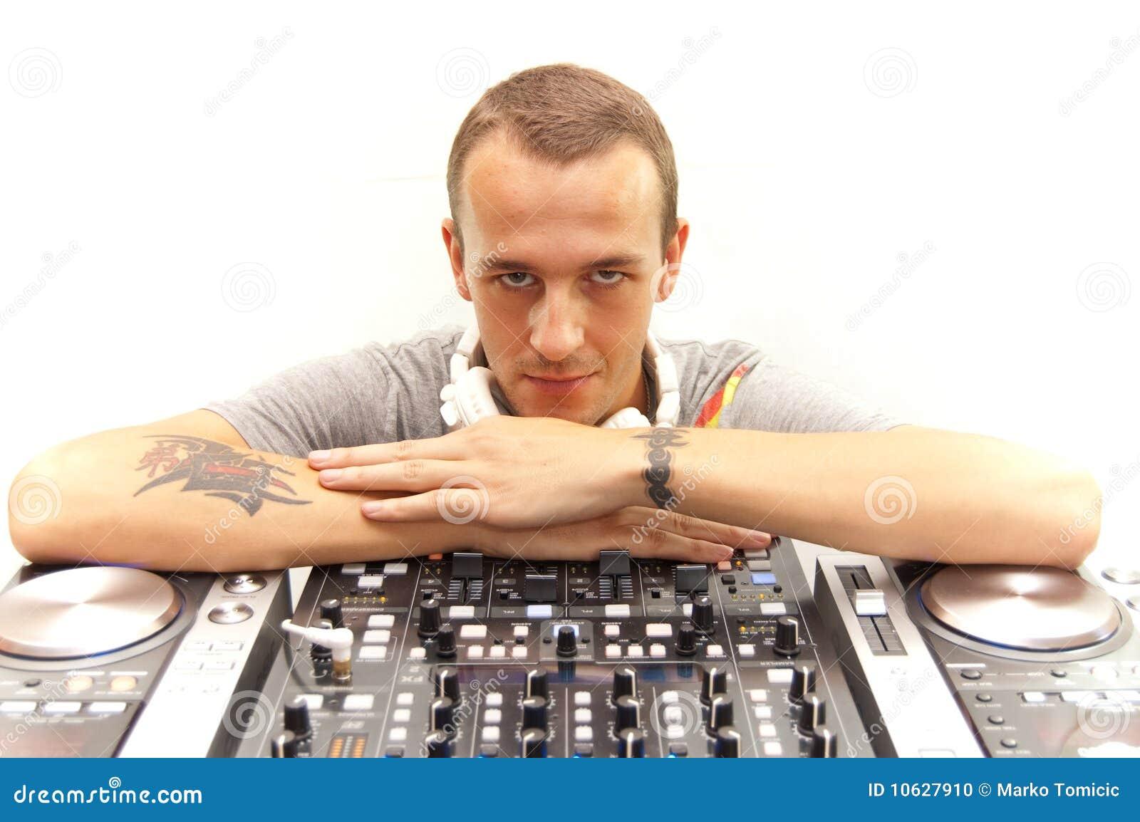εξοπλισμός του DJ