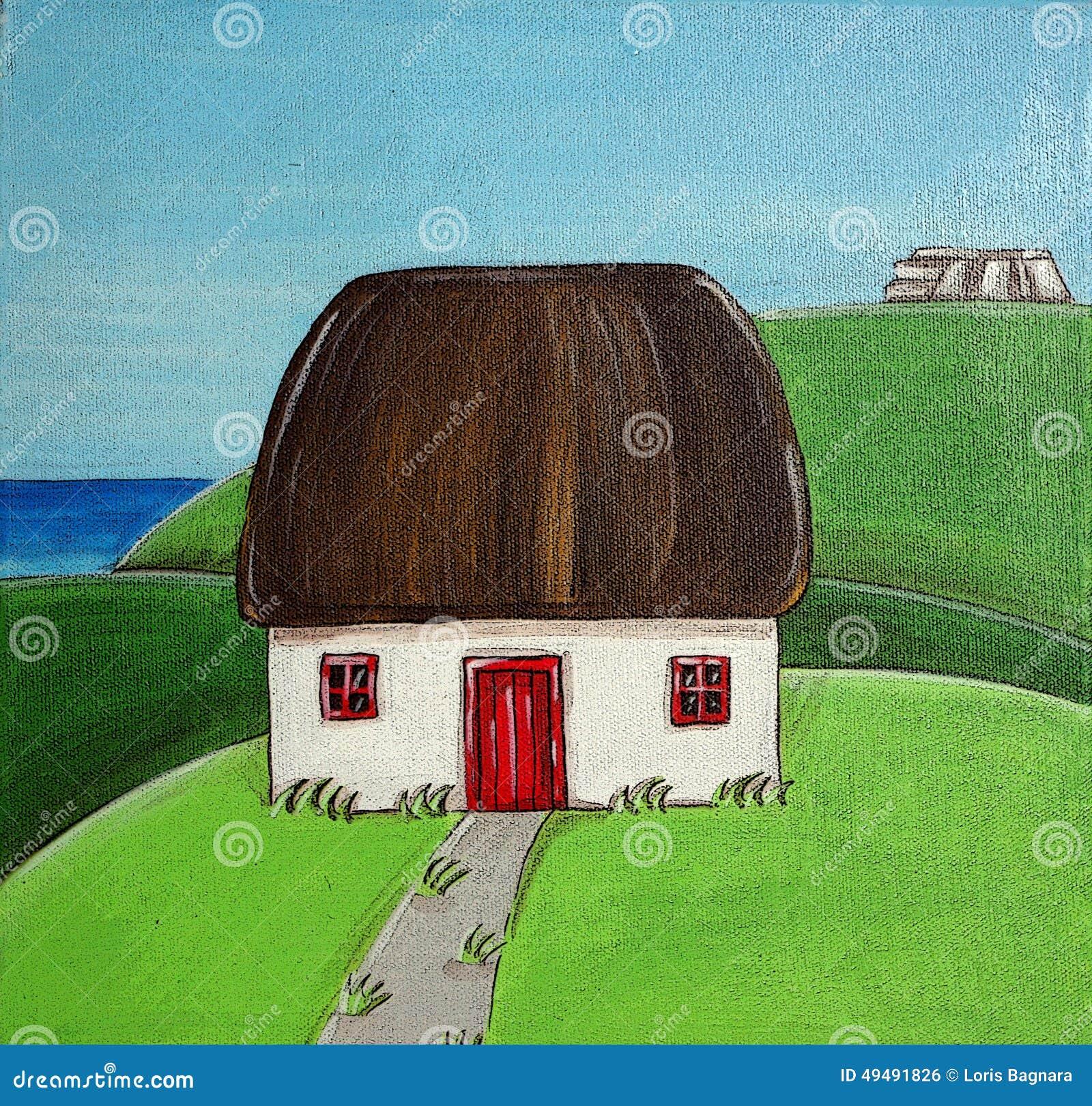 εξοχικό σπίτι ιρλανδικά