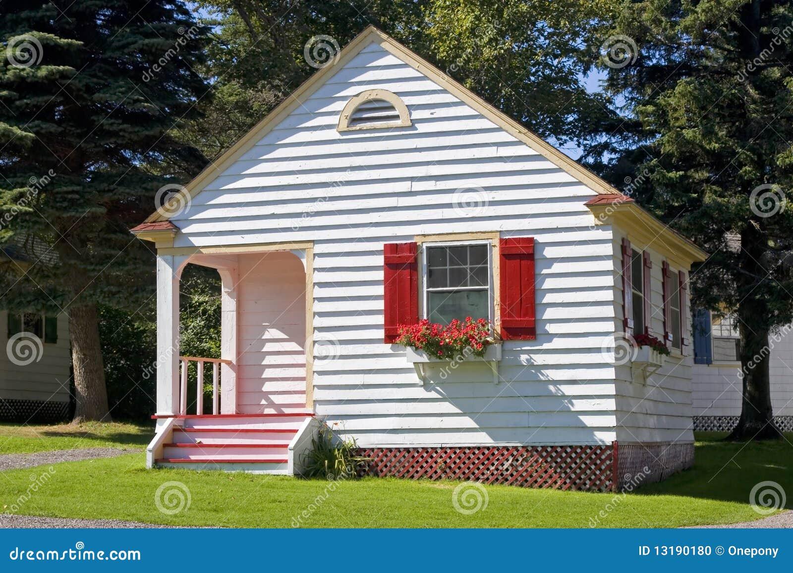 εξοχικό σπίτι μικροσκοπι
