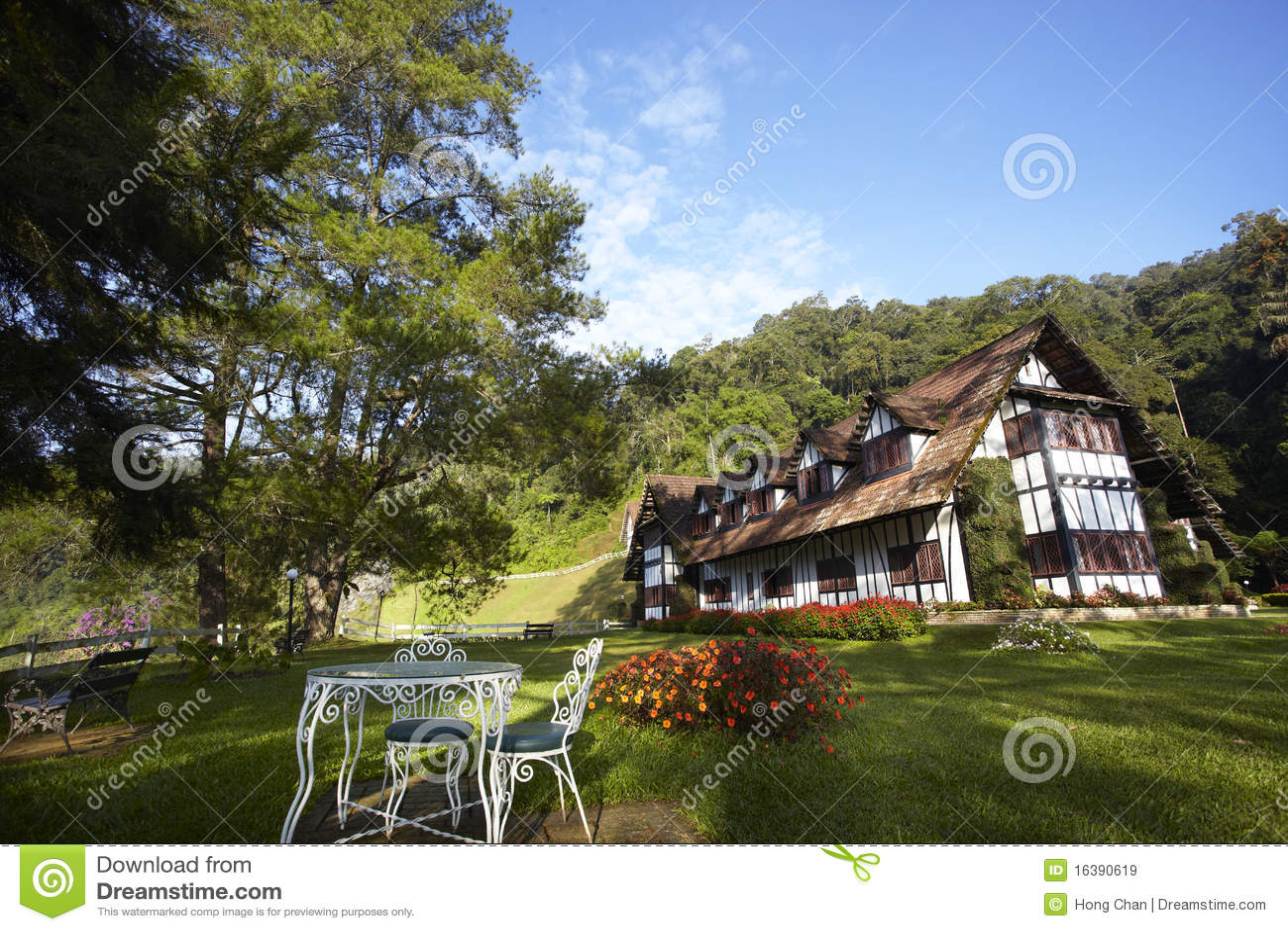 εξοχικό σπίτι