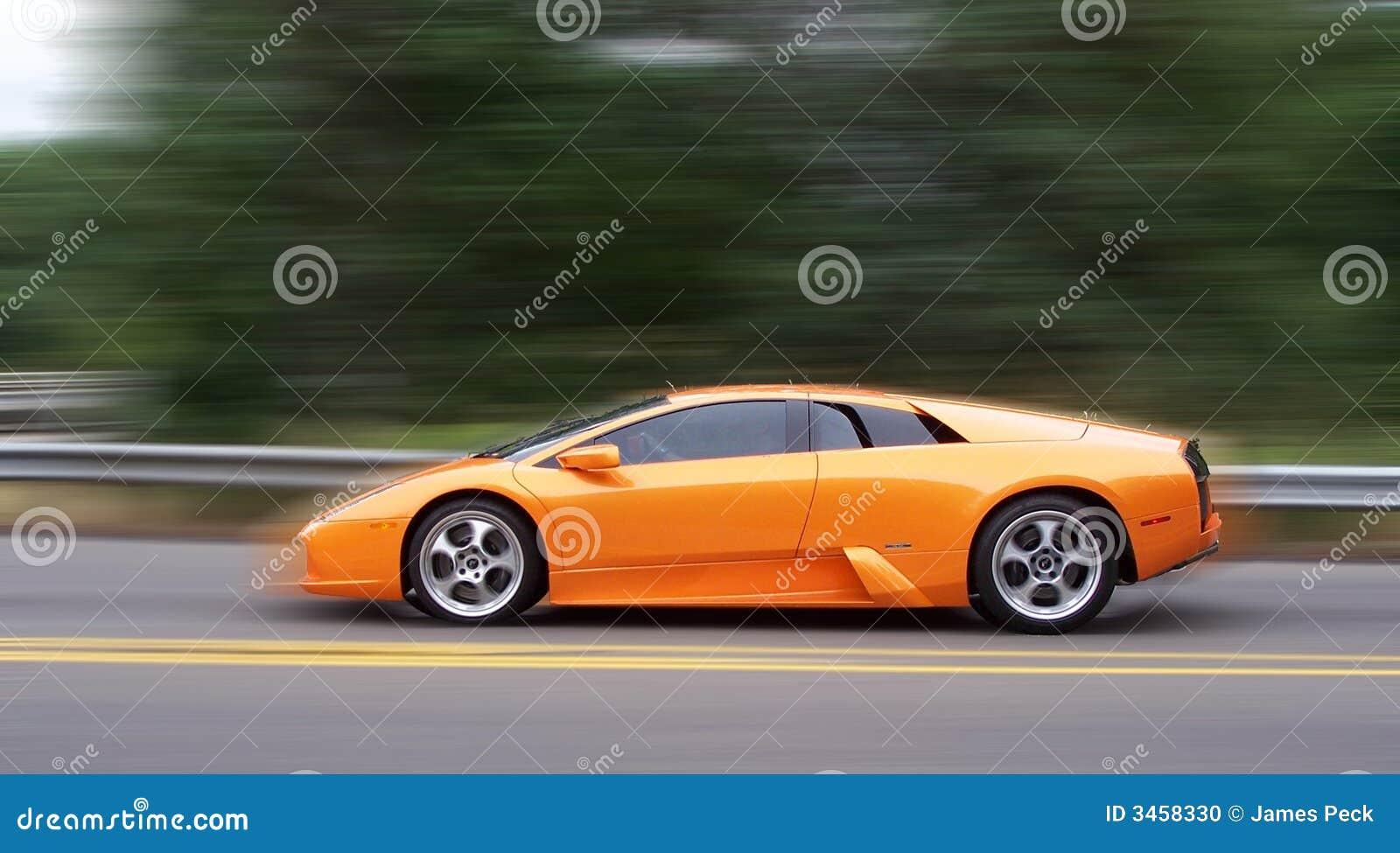 εξωτικός γρήγορος αυτοκινήτων