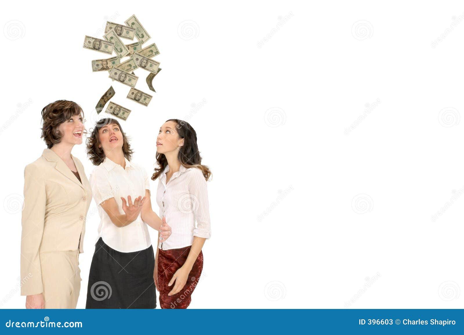 επάνω από τα χρήματα
