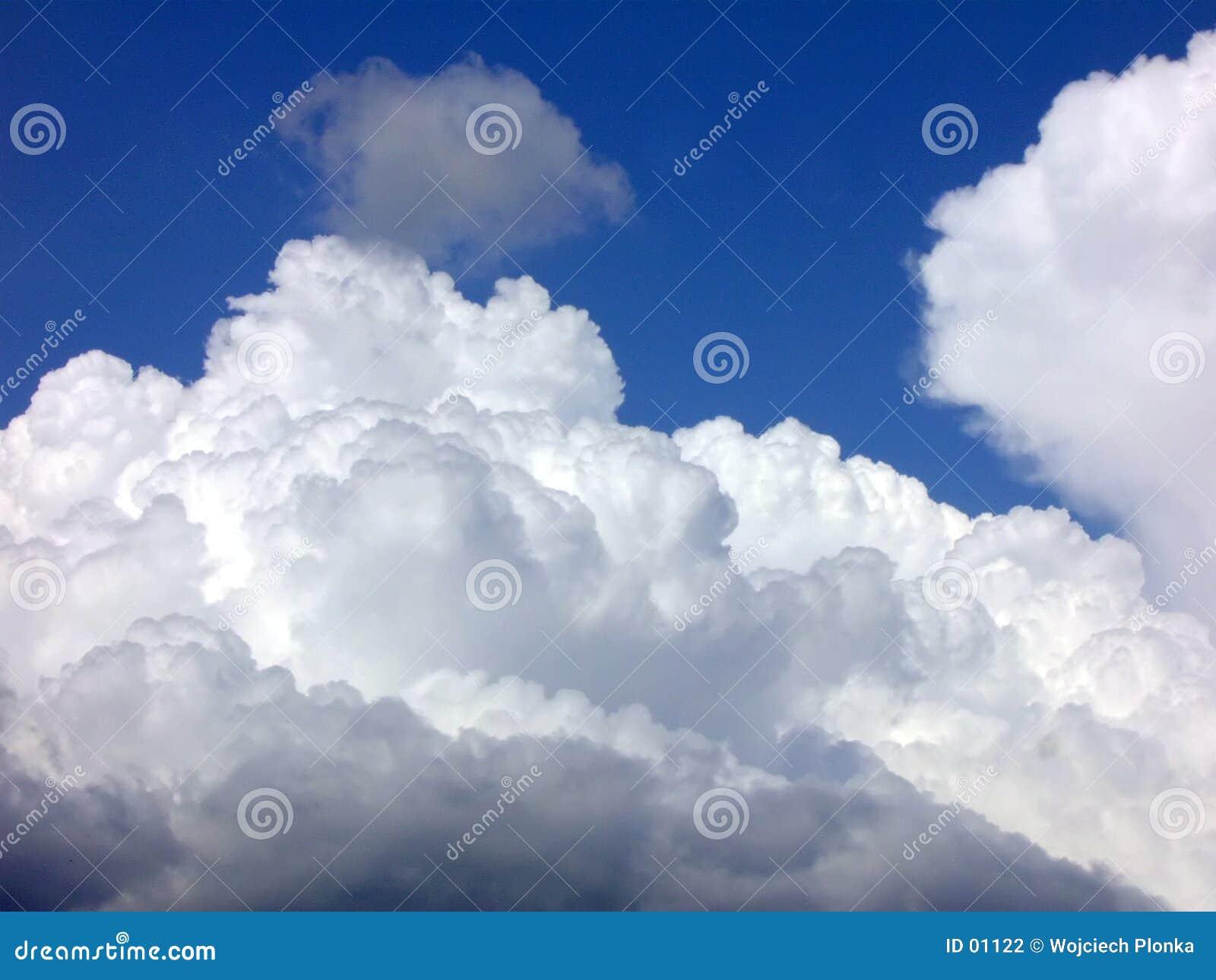 επάνω από τον ουρανό