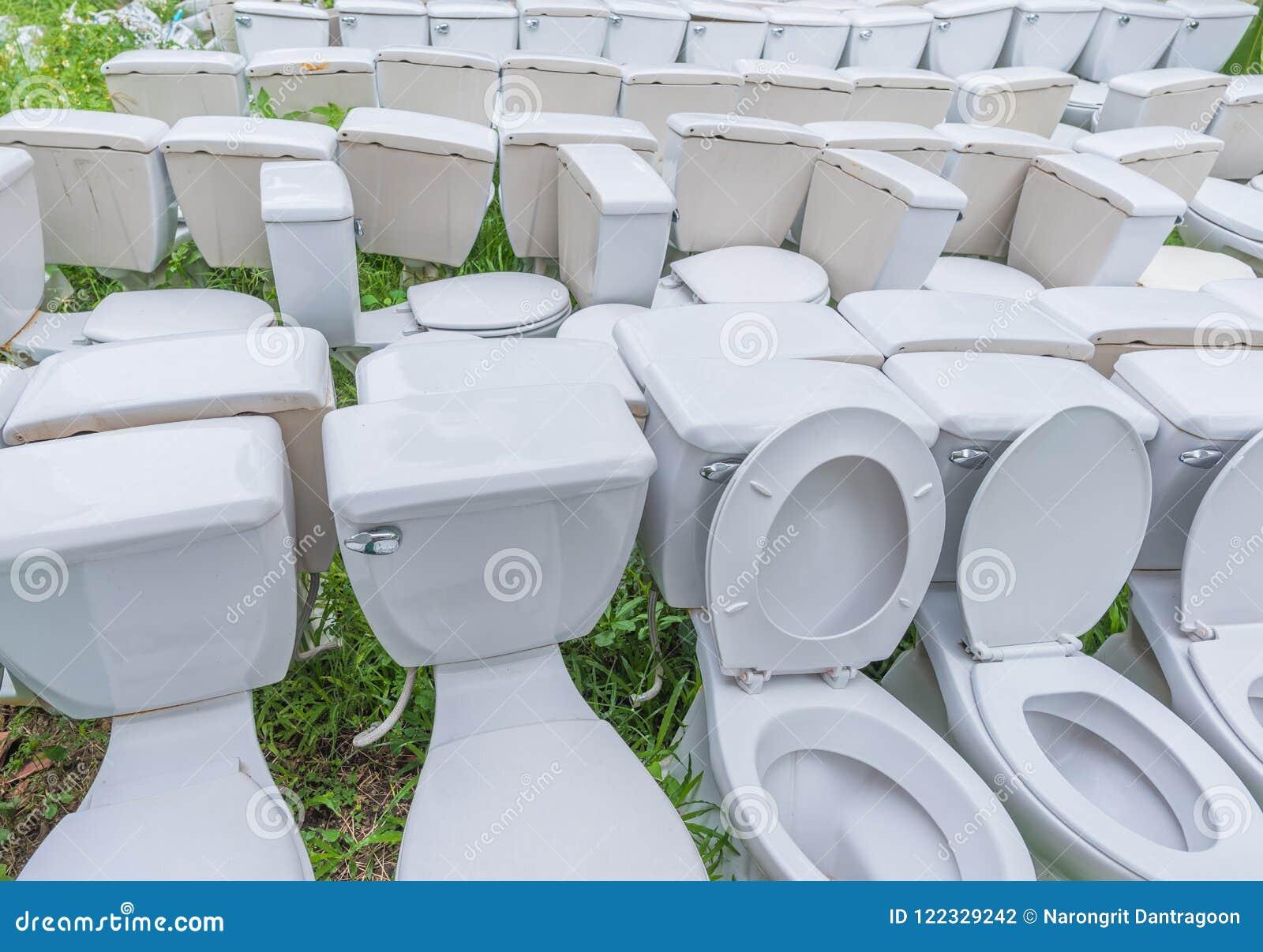 επίπεδη τουαλέτα αποβλήτων υπαίθρια