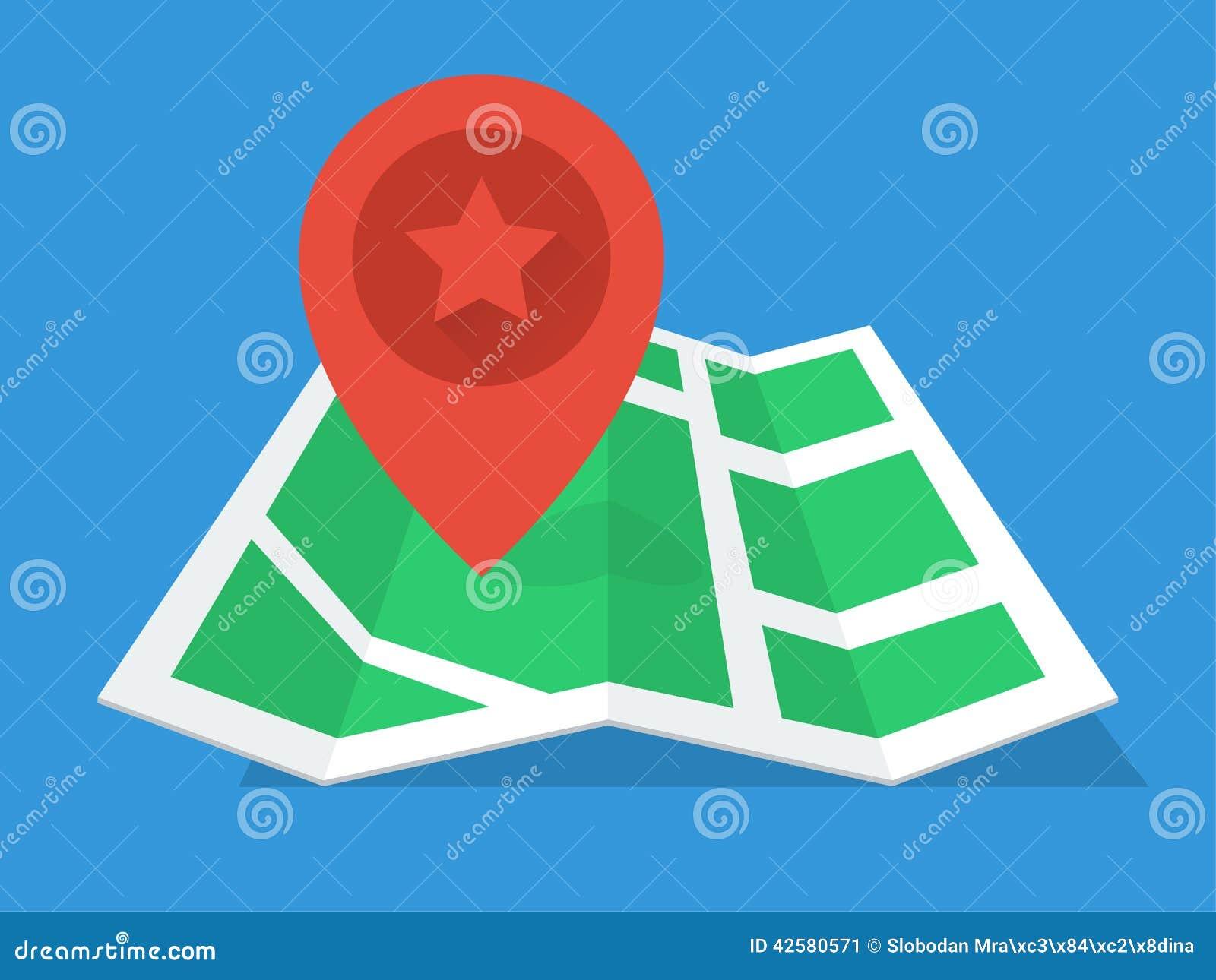 Επίπεδο σχέδιο χαρτών ΠΣΤ