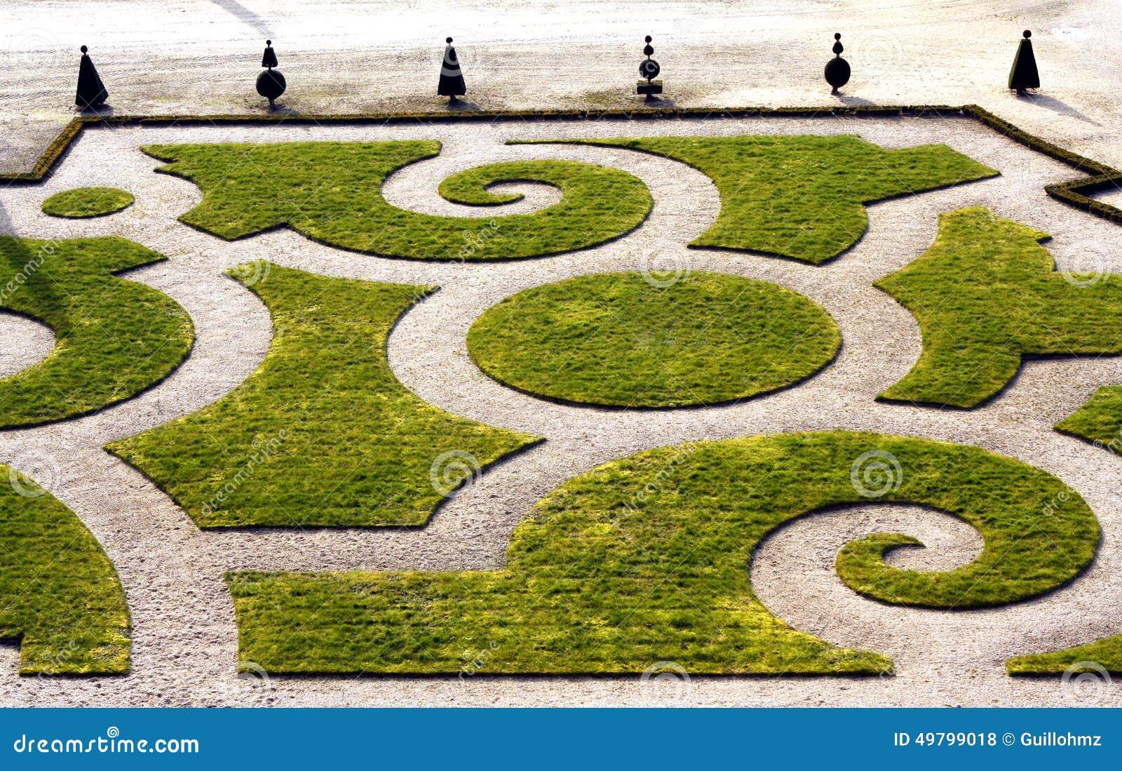 επίσημος γαλλικός κήπος
