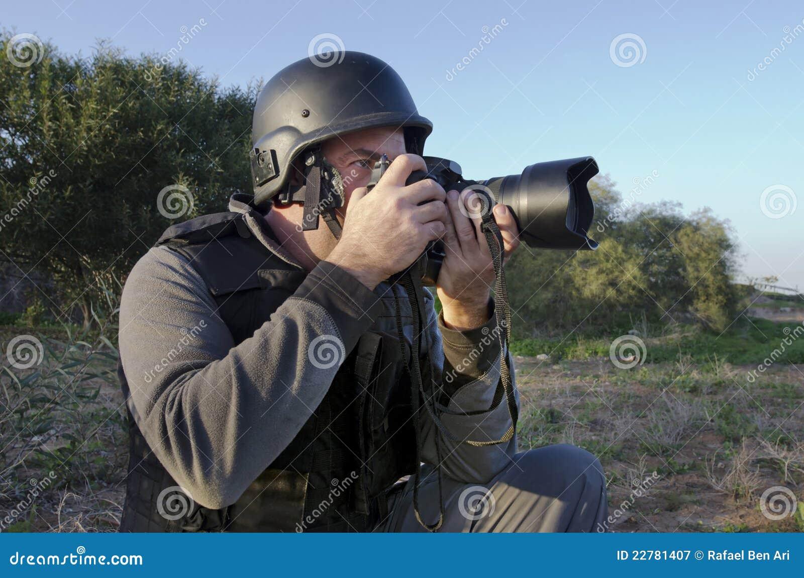 επαγγελματίας photojournalist