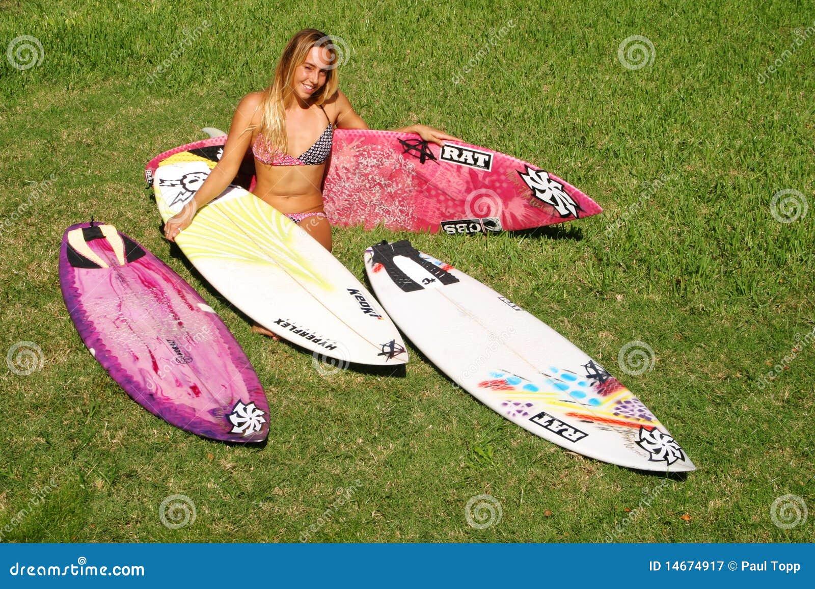 επαγγελματική γυναίκα surfe
