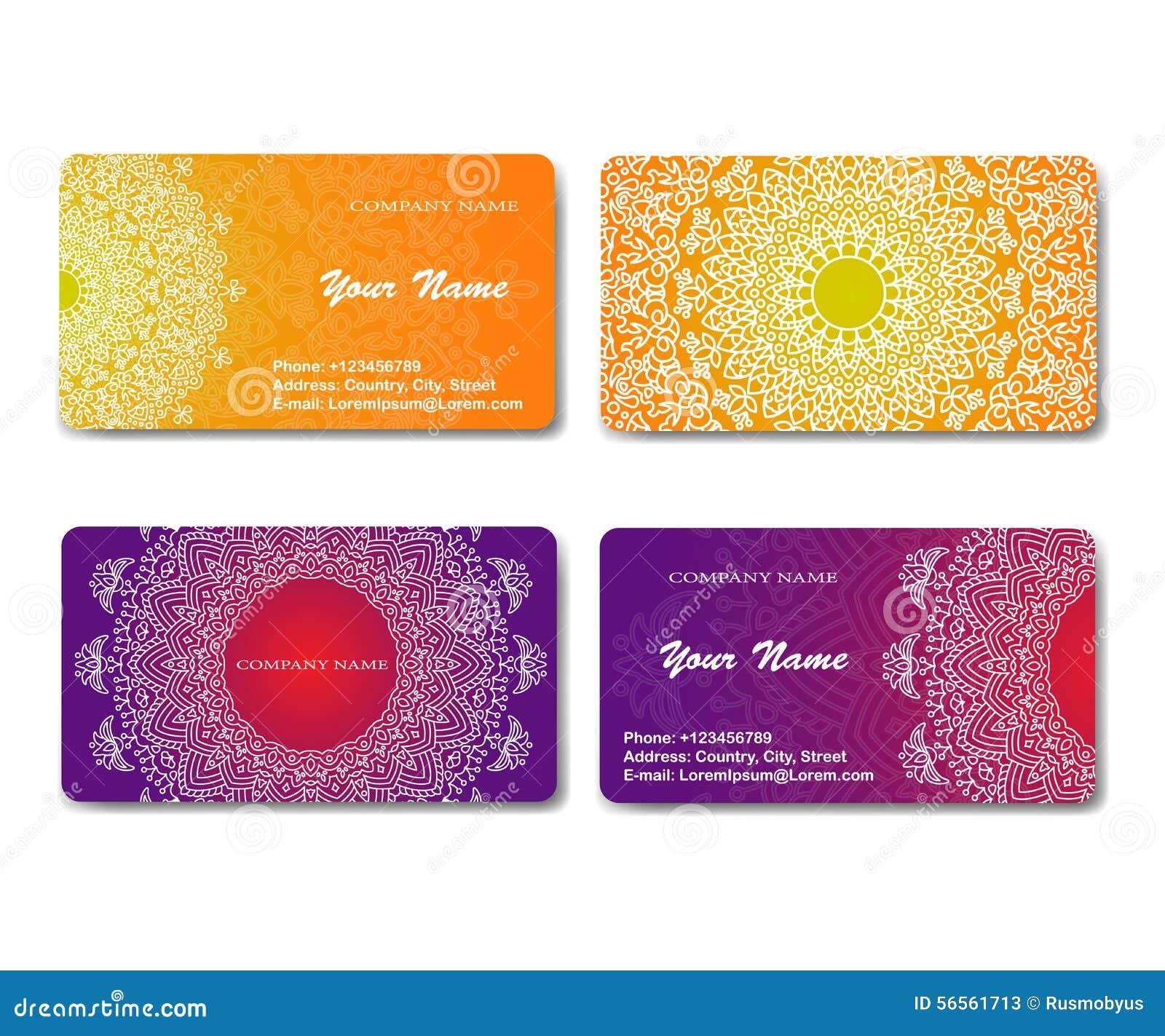 Download Επαγγελματική κάρτα ή πρόσκληση συλλογής Διανυσματική απεικόνιση - εικονογραφία από ανασκόπησης, εθνικός: 56561713