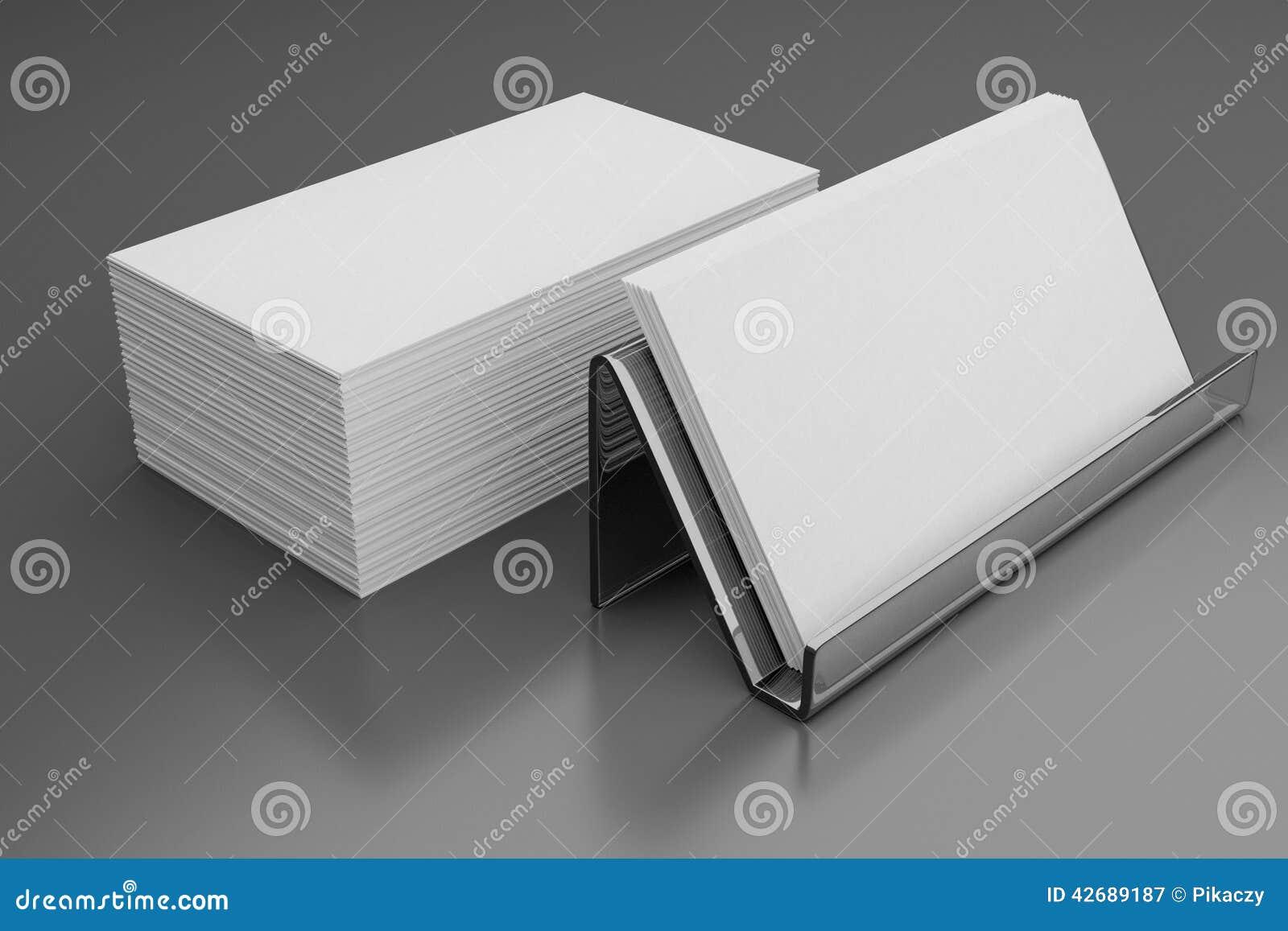 Επαγγελματική κενή επαγγελματική κάρτα