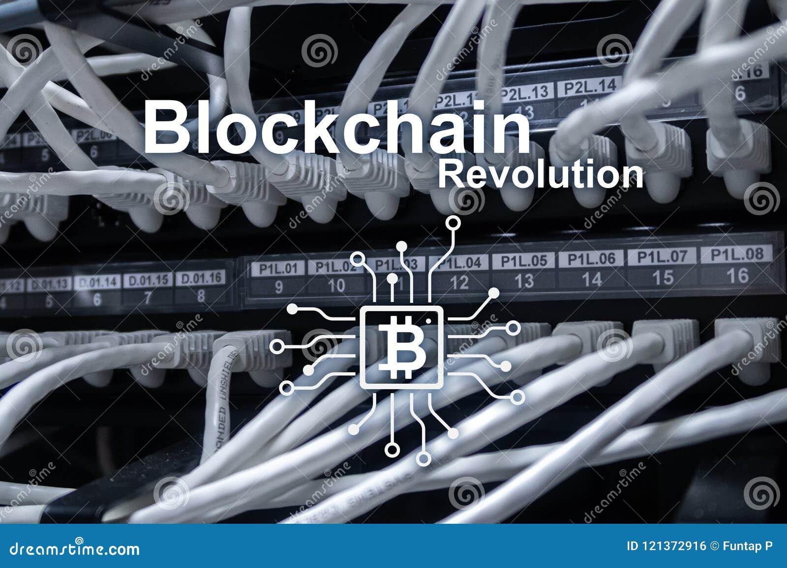 Επανάσταση Blockchain, τεχνολογία καινοτομίας στη σύγχρονη επιχείρηση