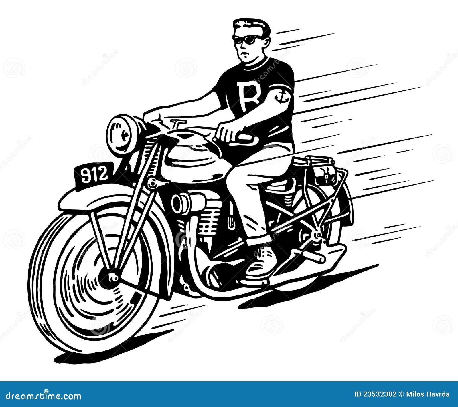 επαναστατικός τρύγος μοτοσικλετών