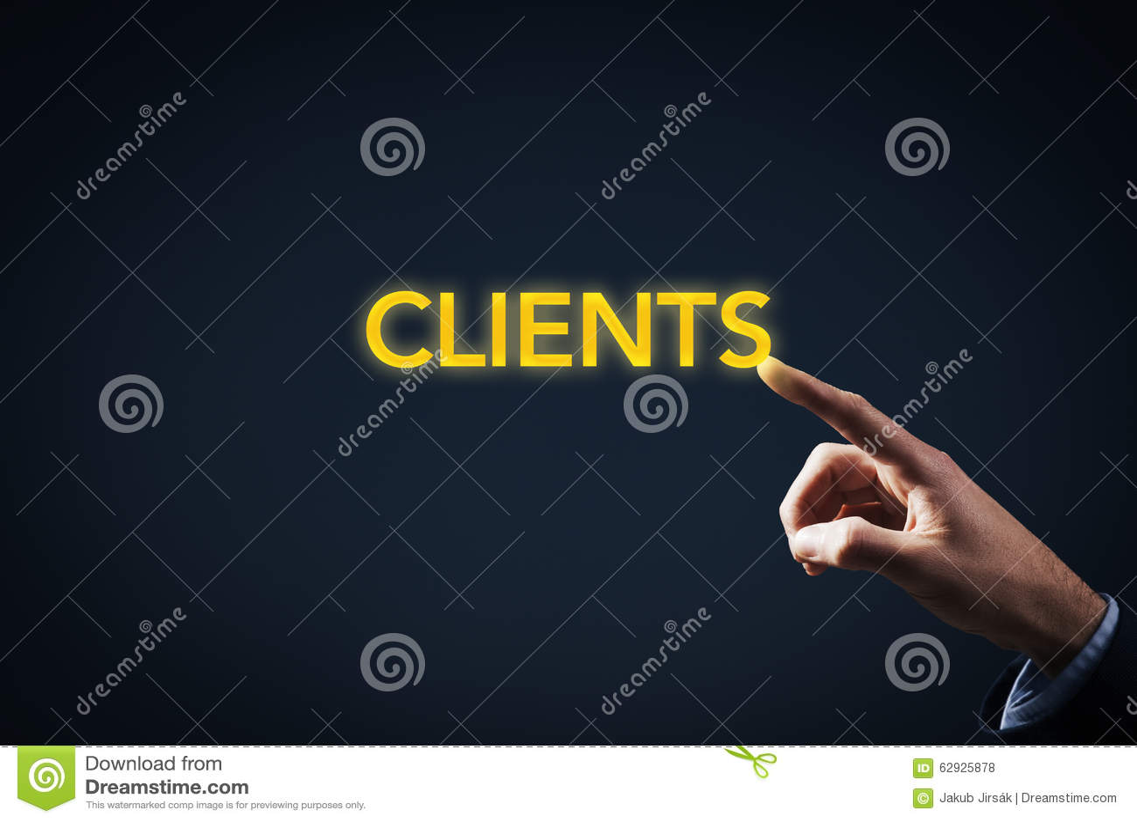 Επαφή με τους πελάτες