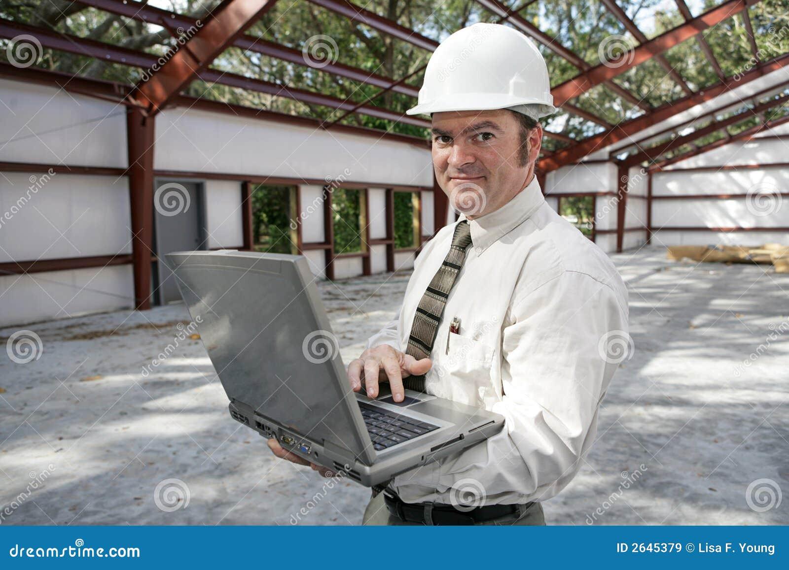 επιθεωρητής κατασκευής σε απευθείας σύνδεση