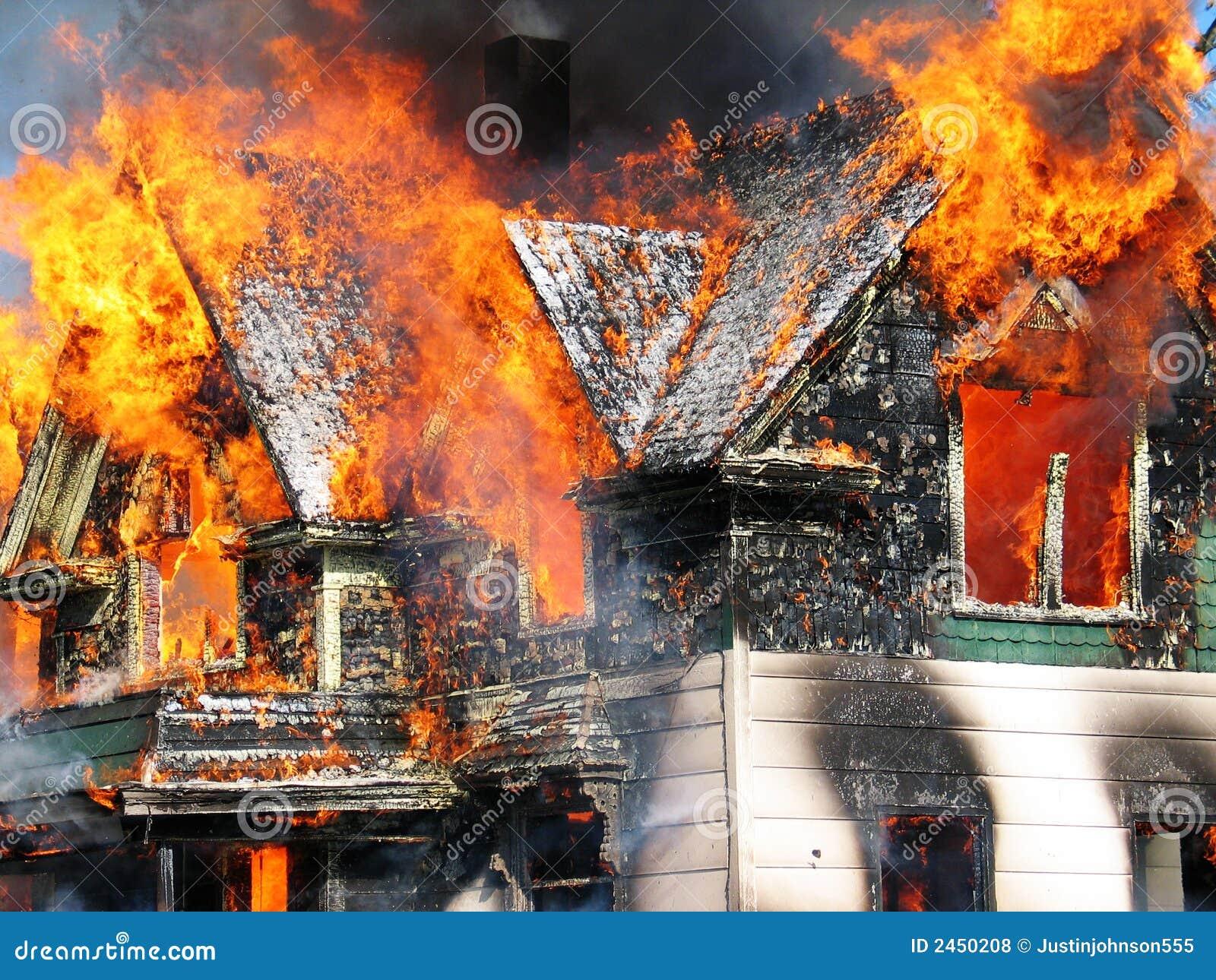 επικίνδυνη πυρκαγιά