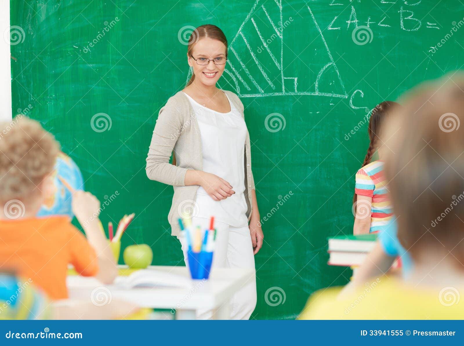 Επικοινωνία με τους μαθητές