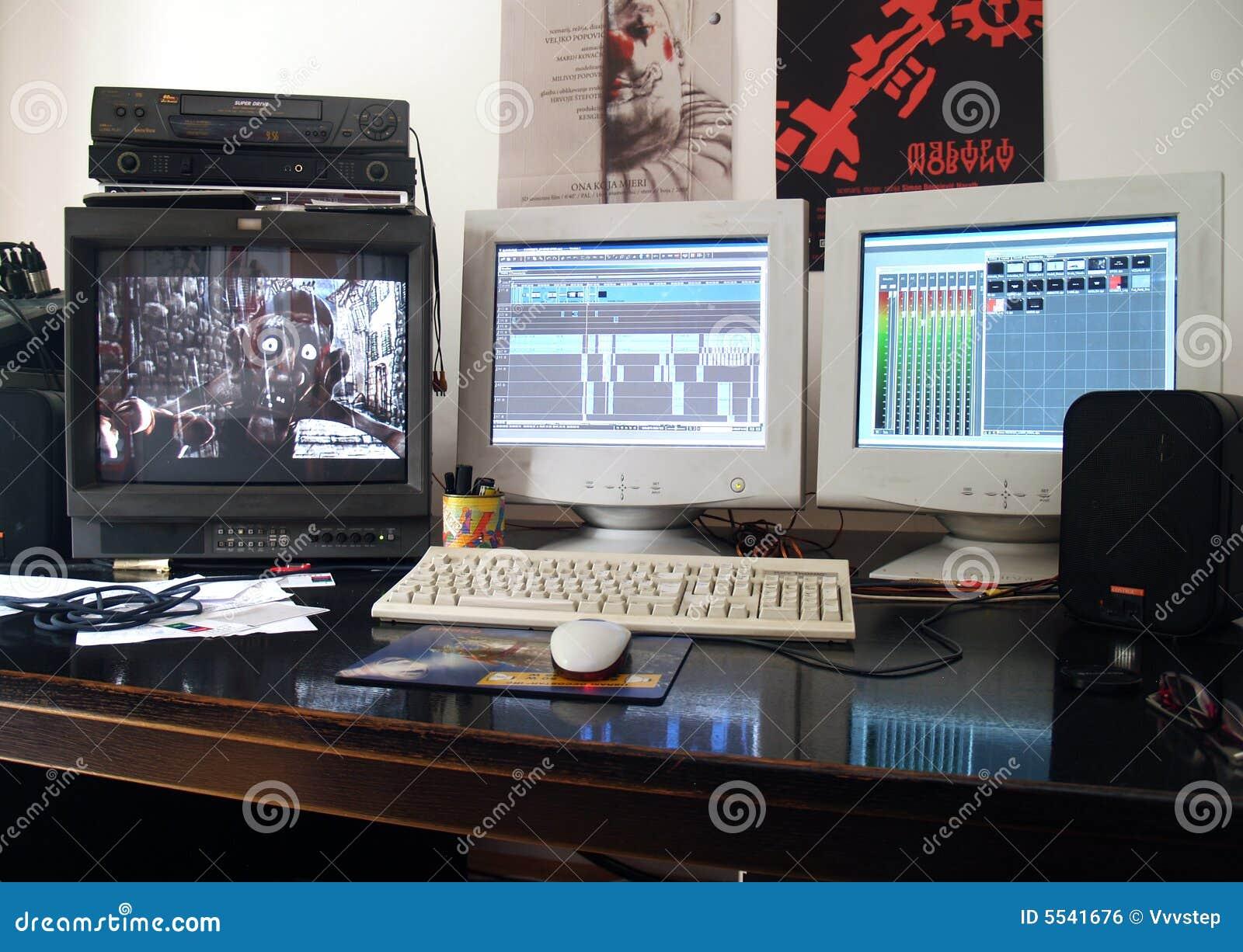 επιμεμένος επαγγελματικό στούντιο