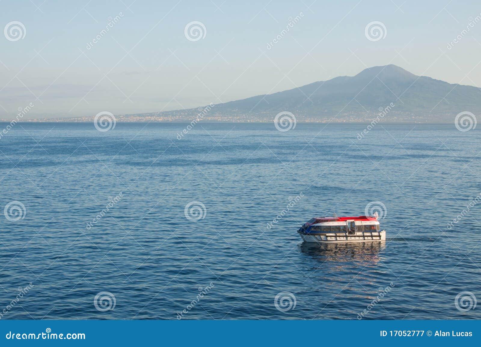 επιπλέων κόλπος Νάπολη