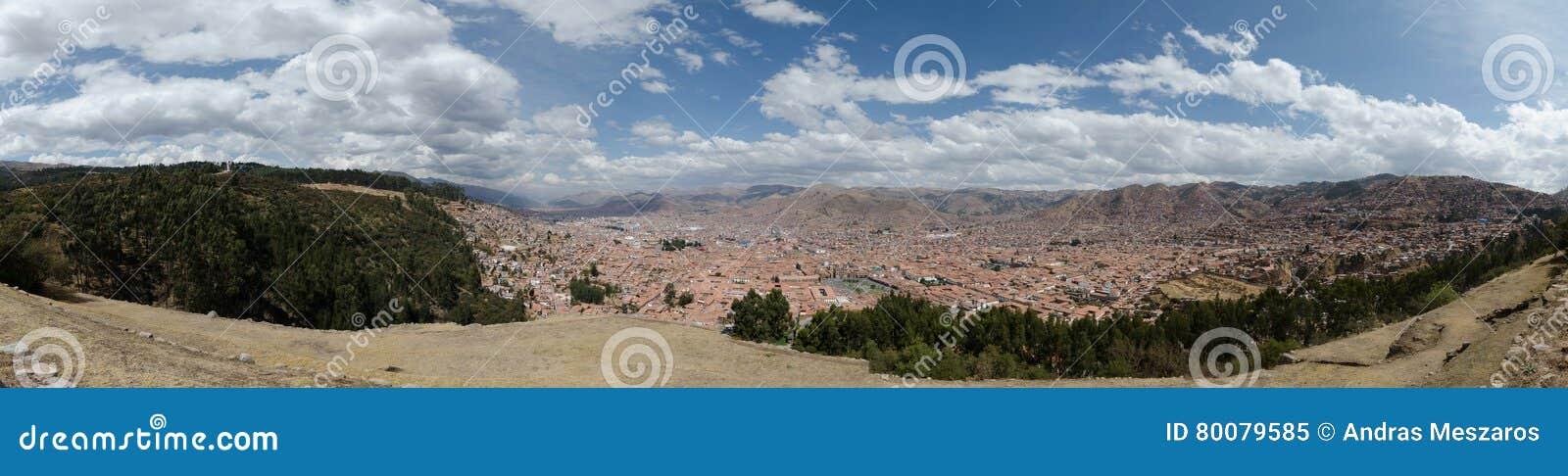 Επισκόπηση πόλεων Cuzco