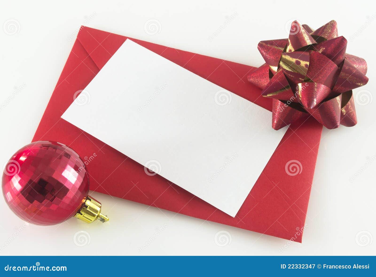 επιστολή Χριστουγέννων