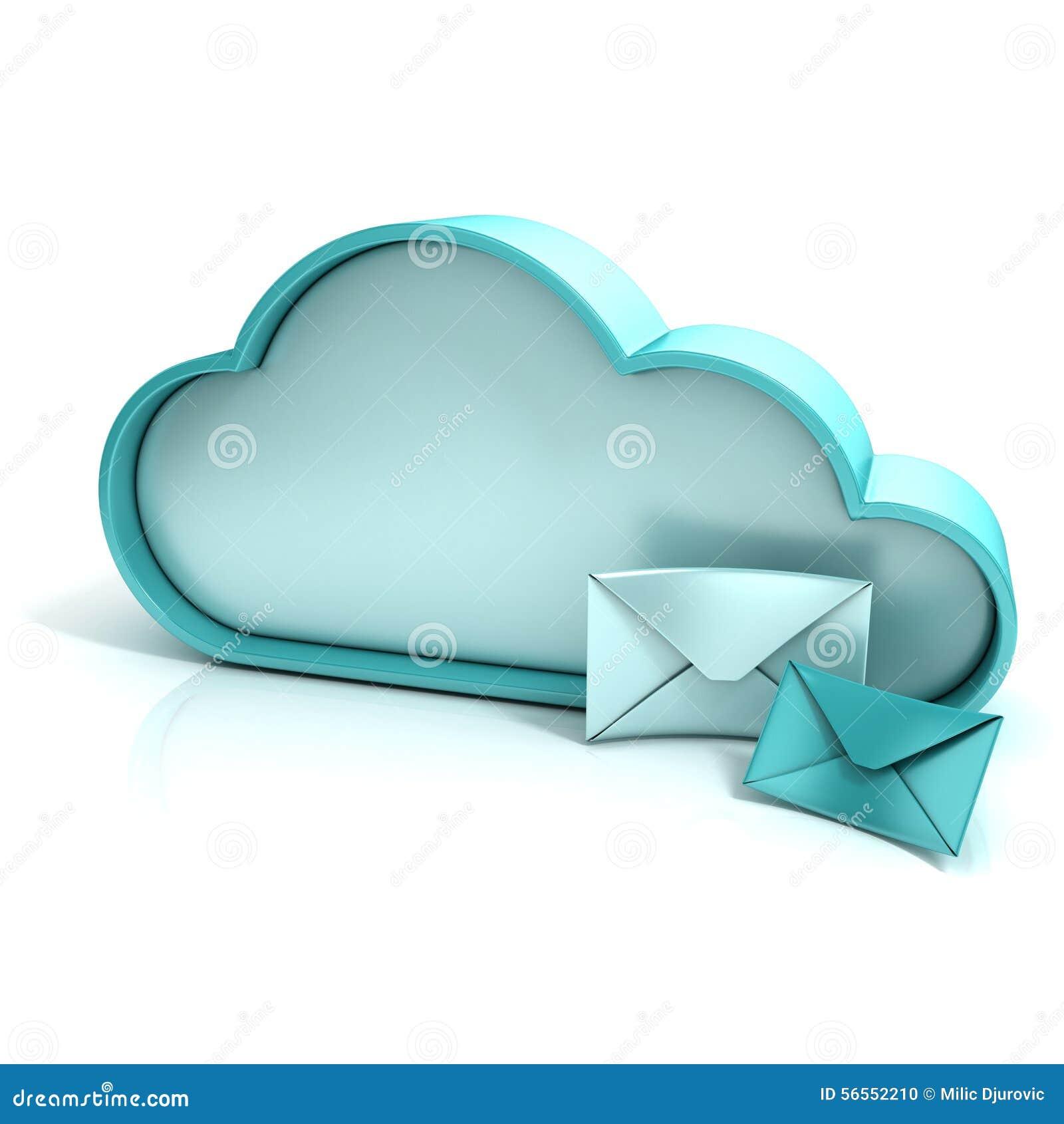 Download Επιστολή σύννεφων απεικόνιση αποθεμάτων. εικονογραφία από φάκελος - 56552210