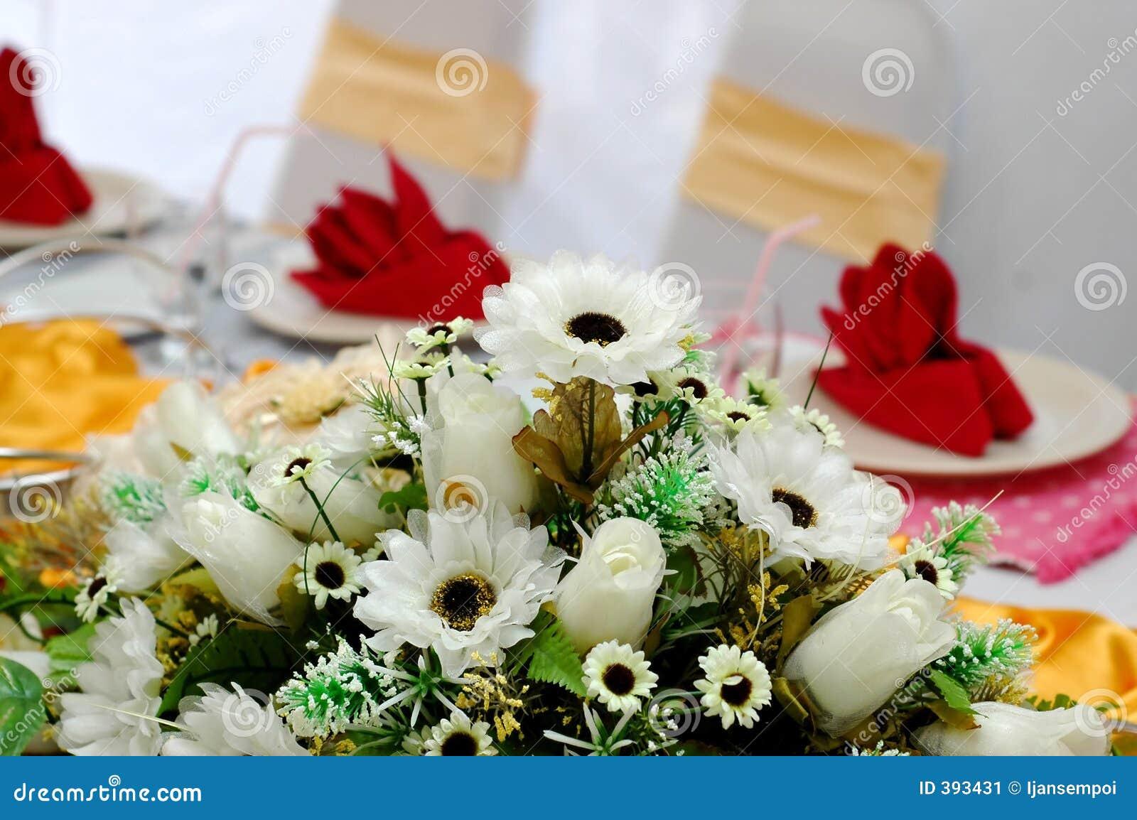 επιτραπέζιος γάμος διακοσμήσεων
