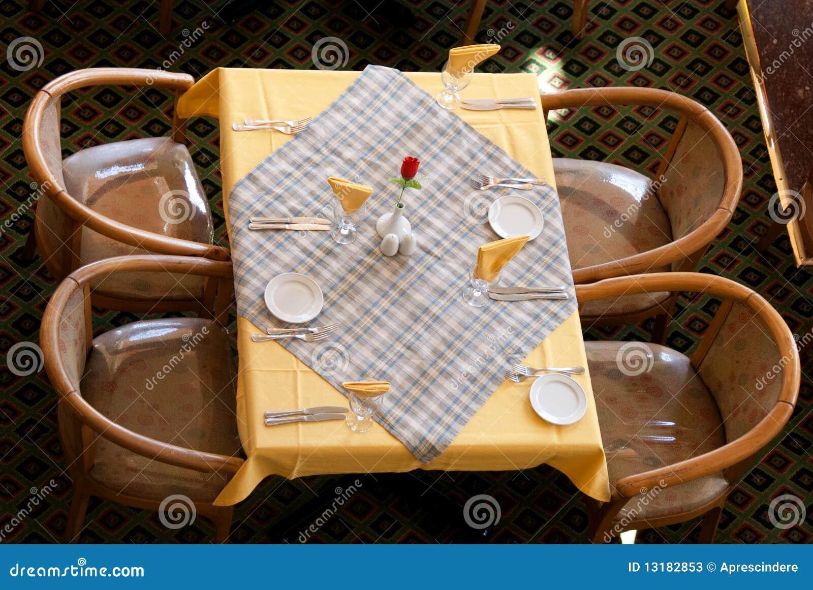 Επιτραπέζιο εστιατόριο