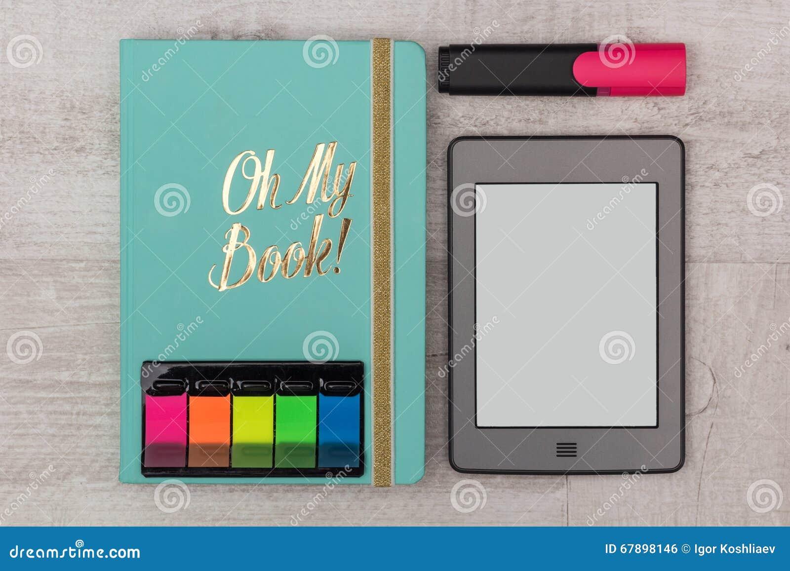 Επιχείρηση καθορισμένη: ημερολόγιο, eBook και δείκτης