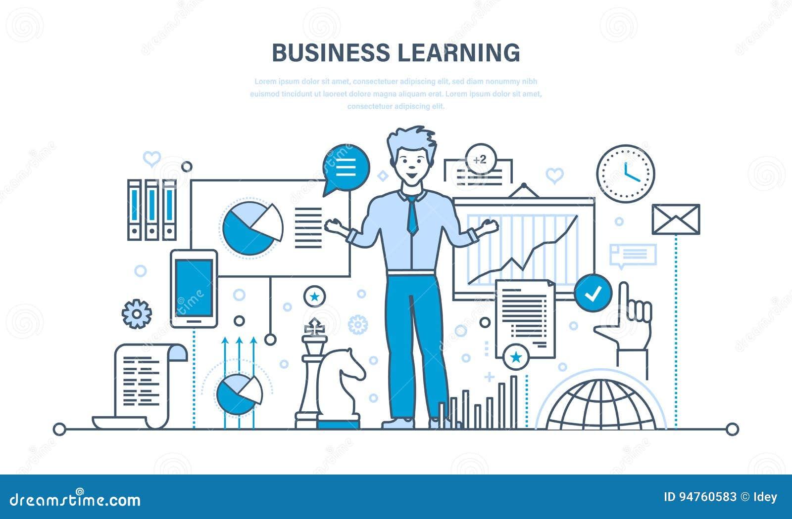 Επιχείρηση που μαθαίνει, σε απευθείας σύνδεση εκπαίδευση, κατάρτιση, από απόσταση εκμάθηση, γνώση, διδασκαλία, εργασία