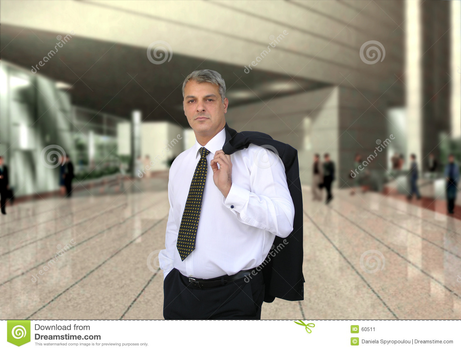 Download επιχειρηματίας που πηγαί& στοκ εικόνα. εικόνα από άτομο - 60511