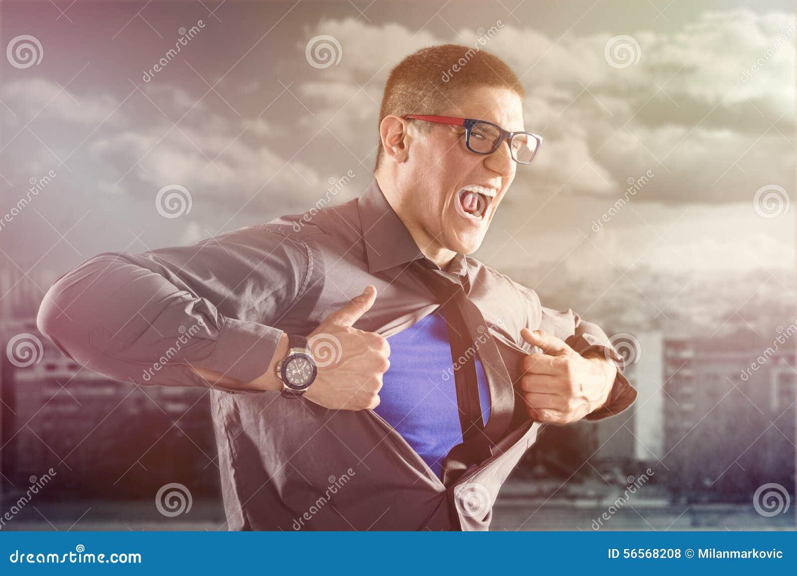 Download Επιχειρηματίας - Superhero στοκ εικόνες. εικόνα από δύναμη - 56568208