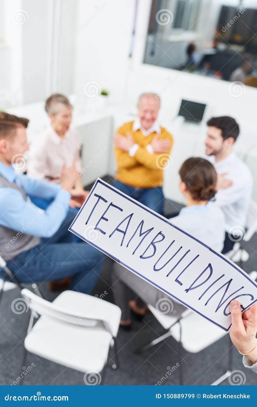 Επιχειρησιακή teambuilding κατάρτιση