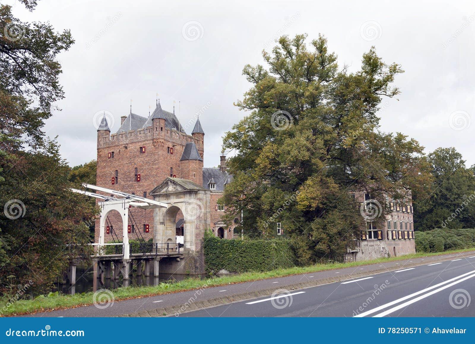 Επιχειρησιακό πανεπιστήμιο nyebrode στο ολλανδικό χωριό Breukelen