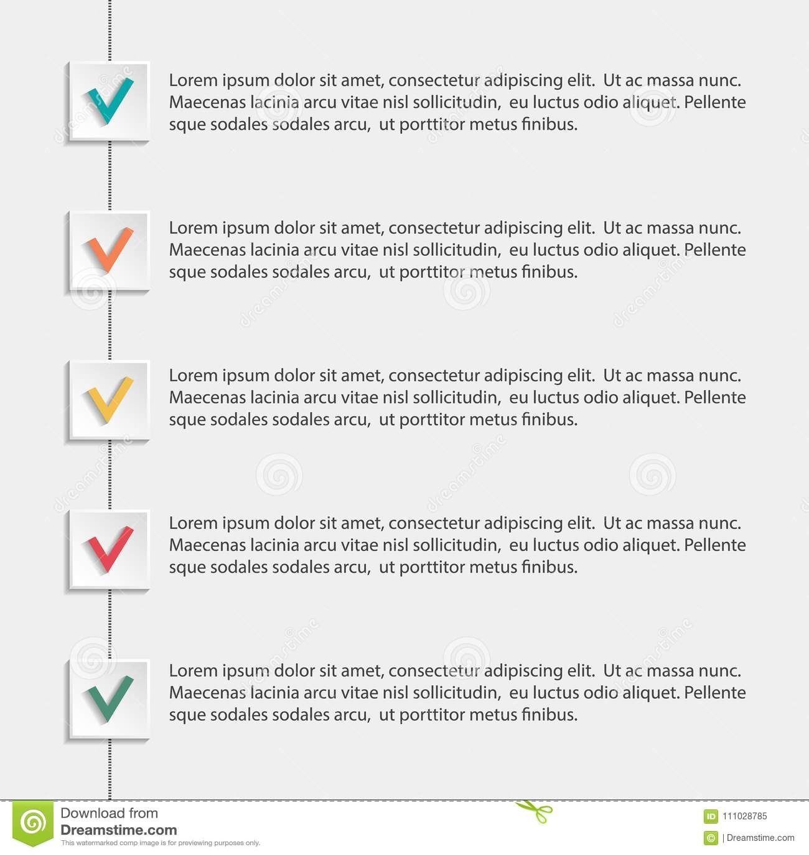 Επιχειρησιακό infographic πρότυπο