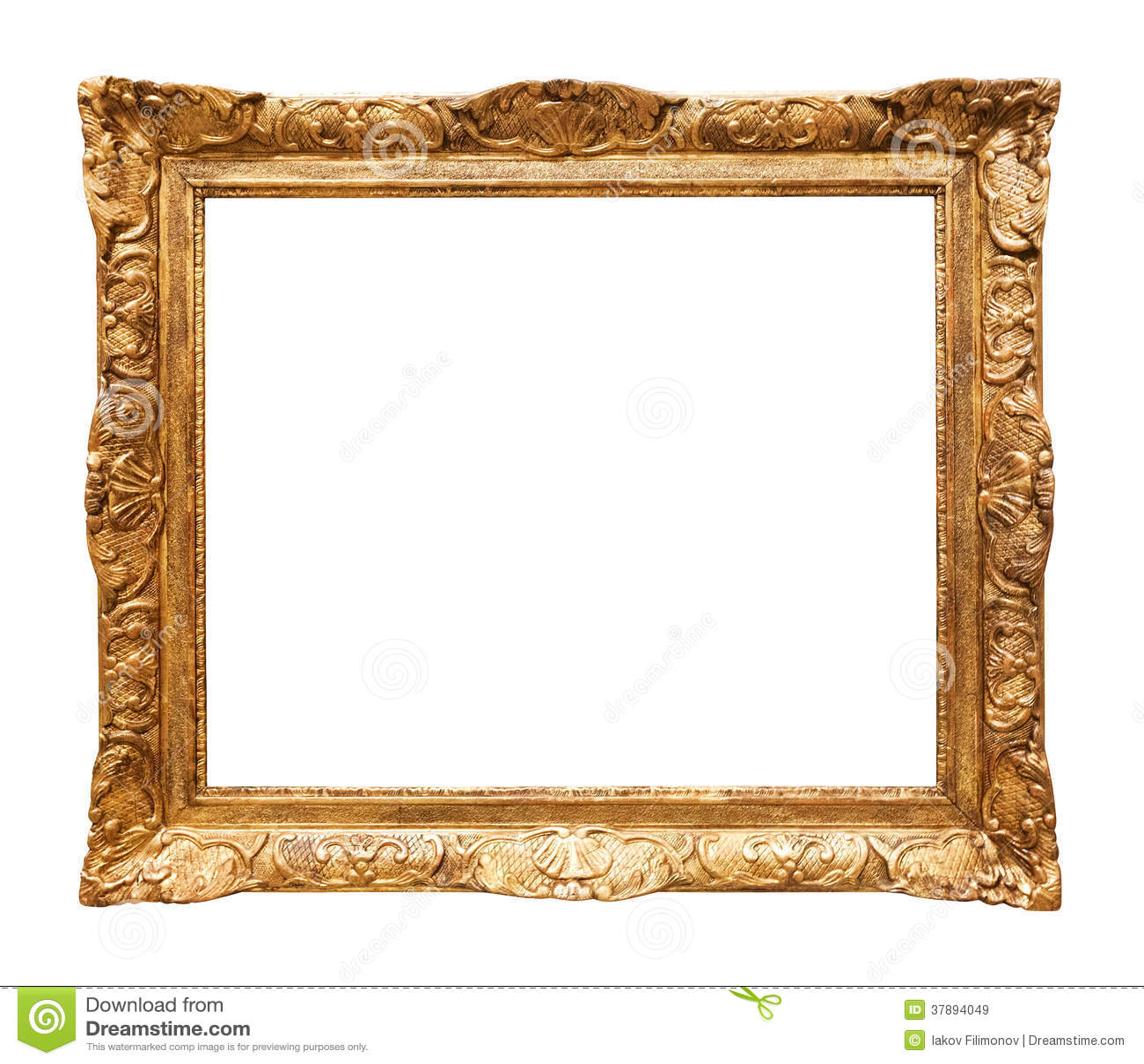 Επιχρυσωμένο πολυτέλεια πλαίσιο καθρεφτών