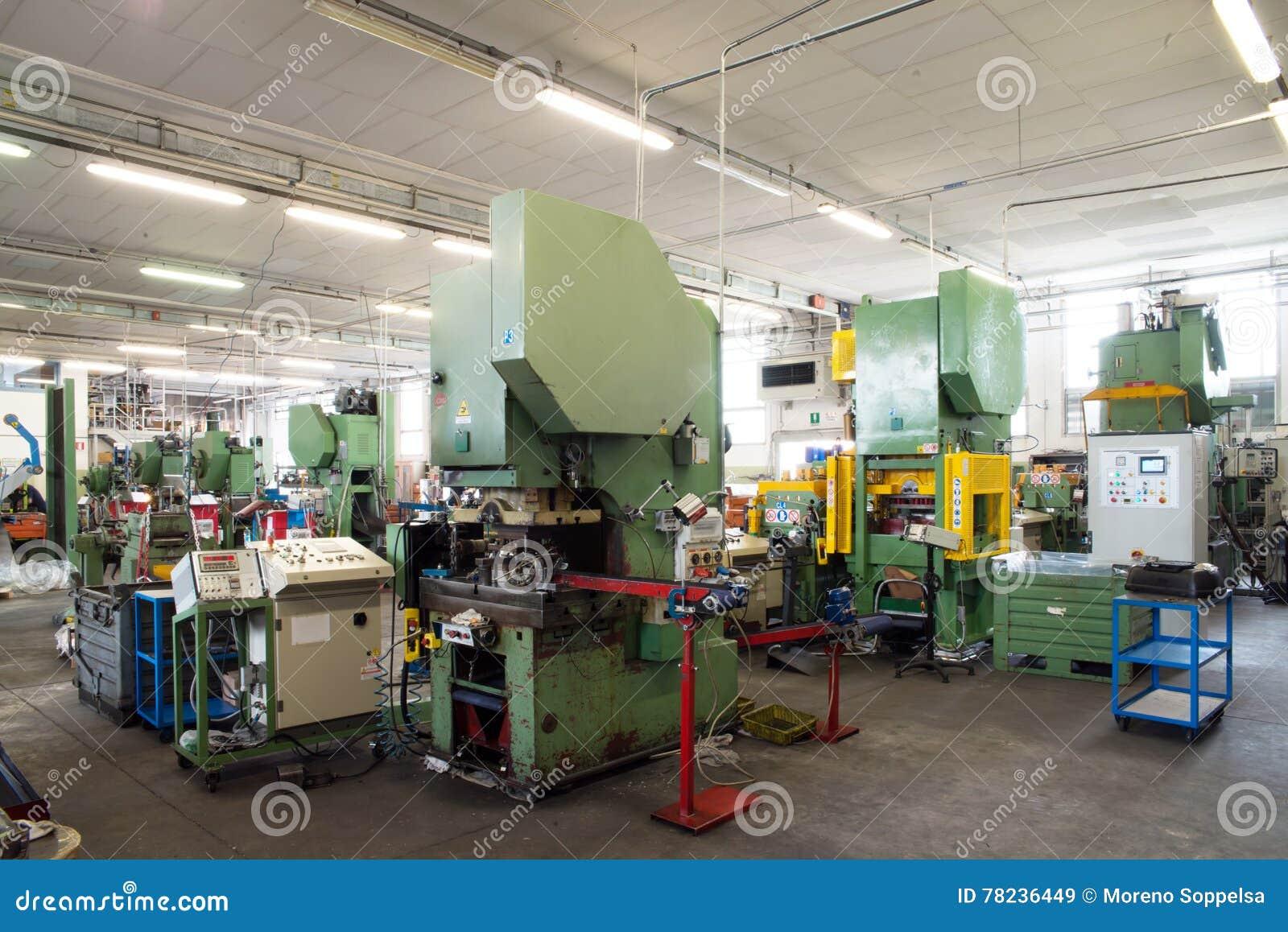 Εργαστήριο - Τύπος διαμόρφωσης μετάλλων
