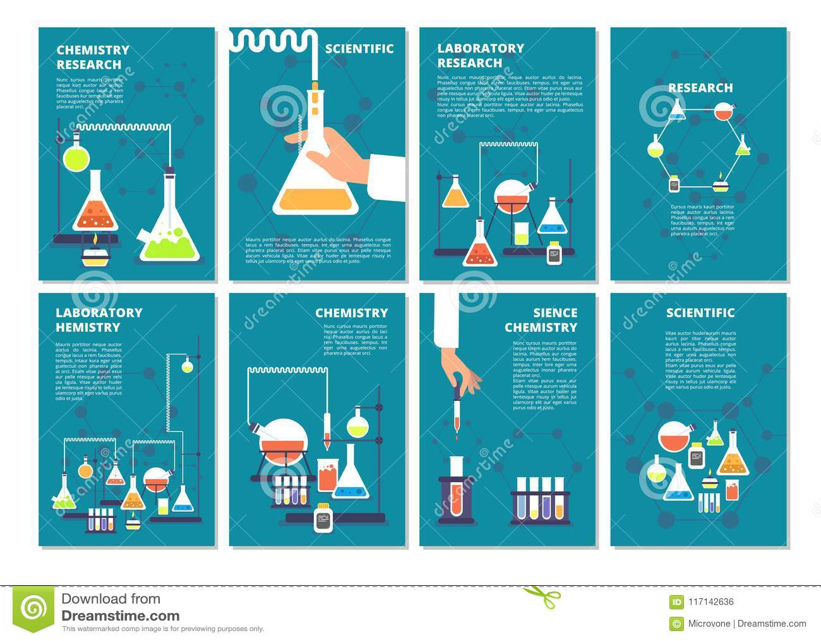 Εργαστηριακή δοκιμή χημείας Εργαστήριο ιατρικής έρευνας επεξεργασίας και επιστήμης φαρμακείων Διανυσματικές καλύψεις βιβλίων, φυλ