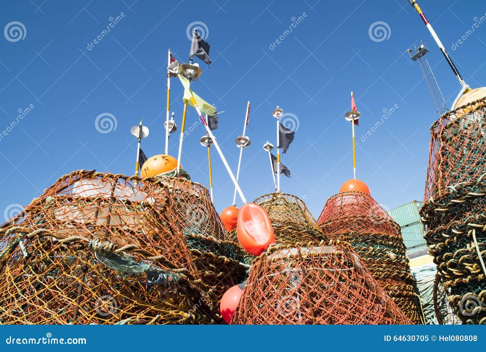 Εργαλεία ψαράδων