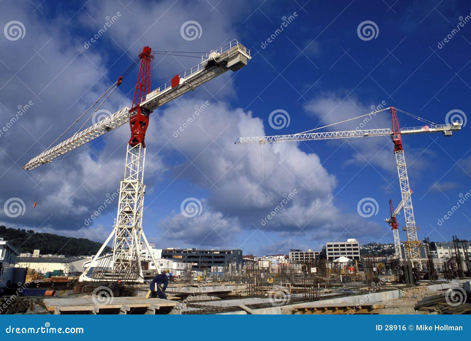 εργοτάξιο οικοδομής
