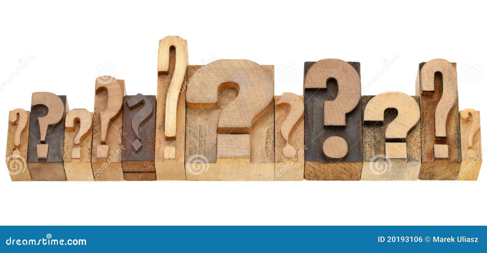 ερώτηση σημαδιών