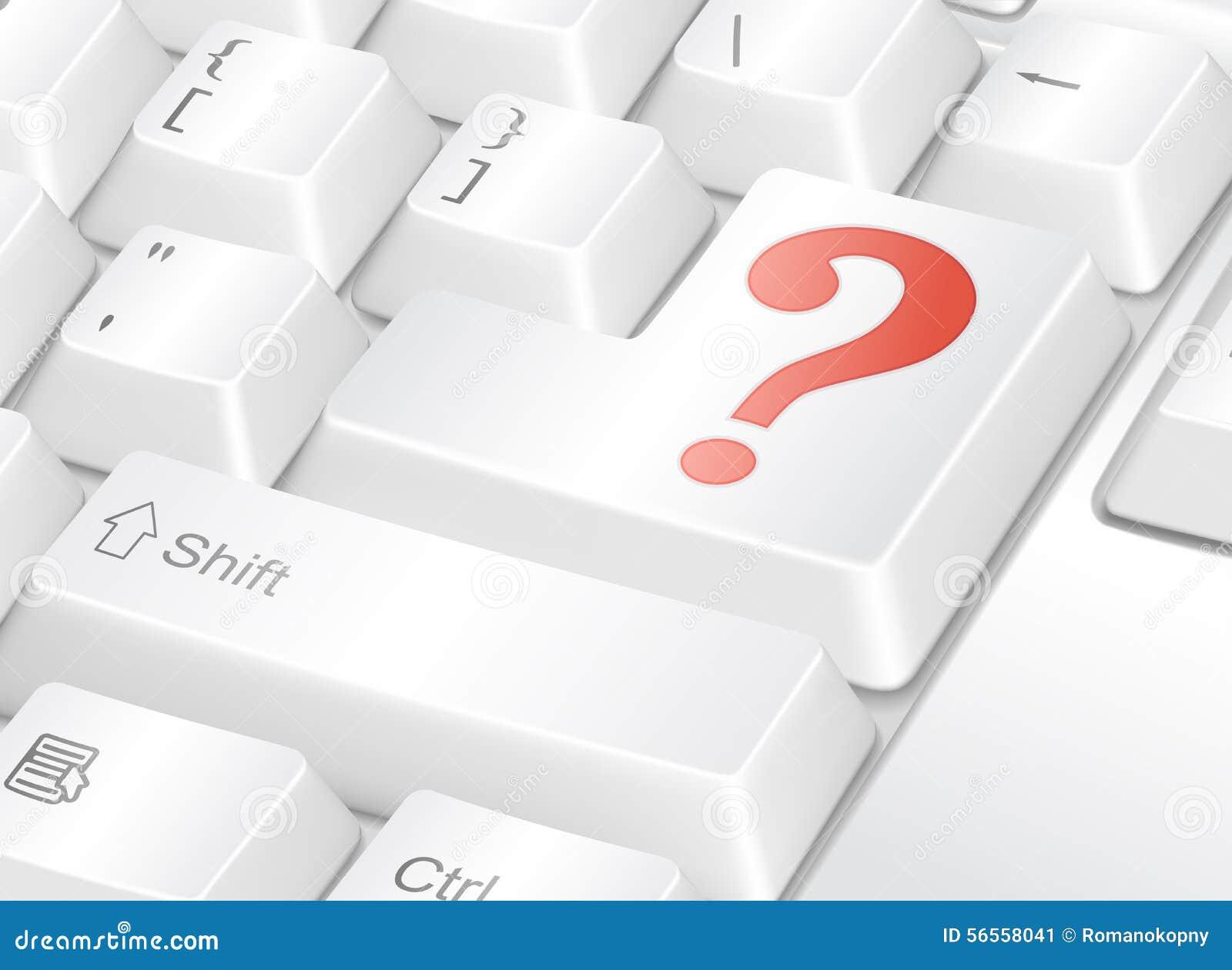 Download ερώτηση σημαδιών διανυσματική απεικόνιση. εικονογραφία από εισάγετε - 56558041