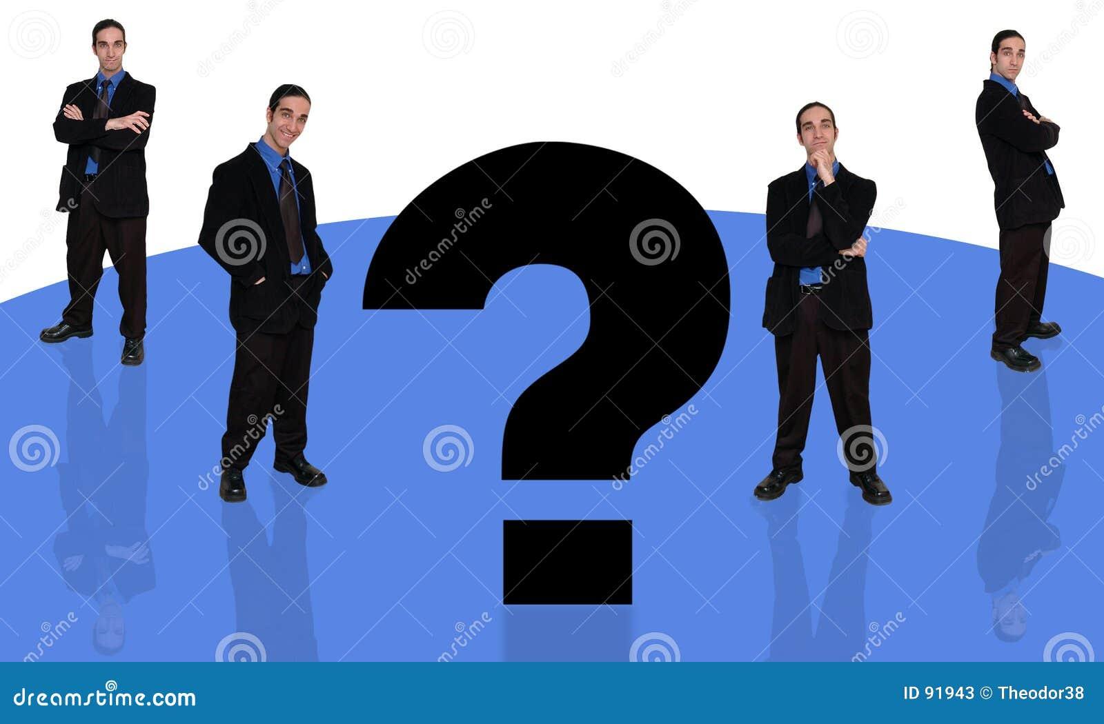 ερώτηση 4 επιχειρηματιών