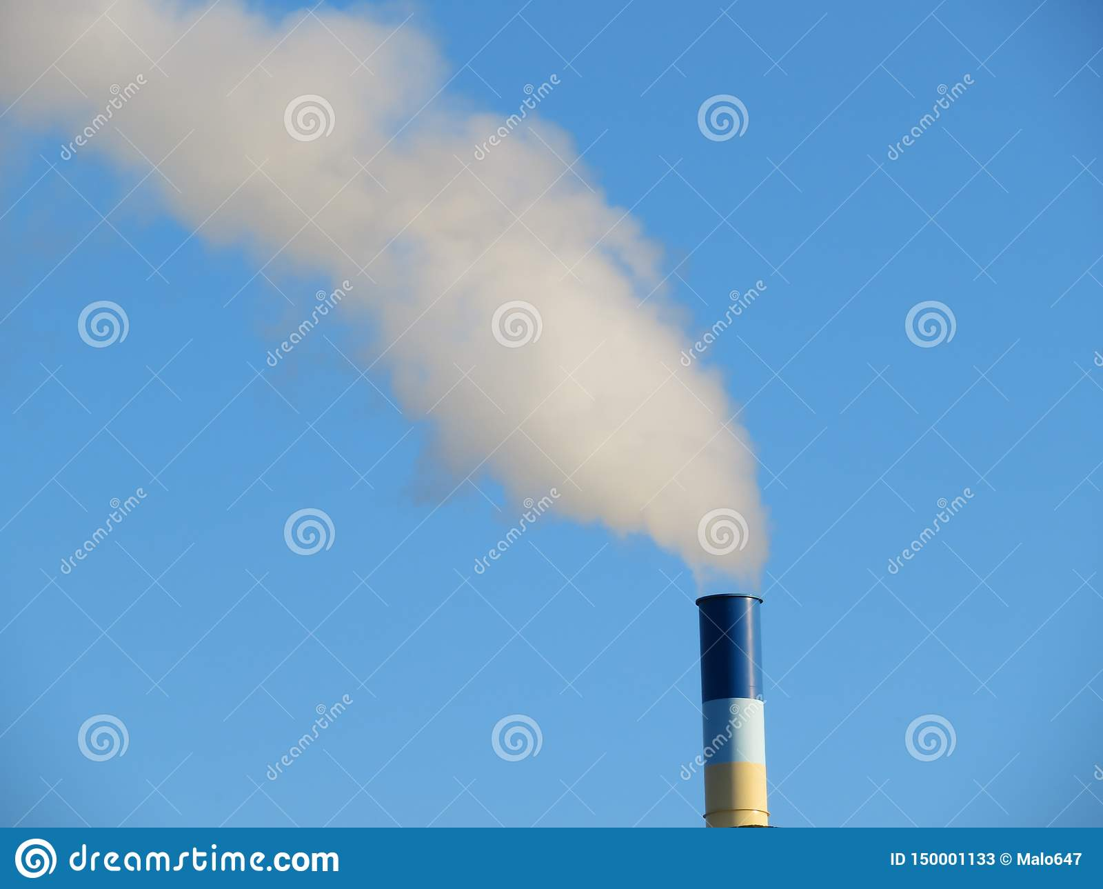Εστία που απελευθερώνει τις μεγάλες ποσότητες του καπνού που χάνονται στην ατμόσφαιρα