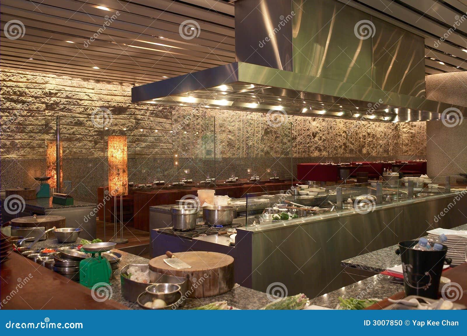εσωτερική κουζίνα