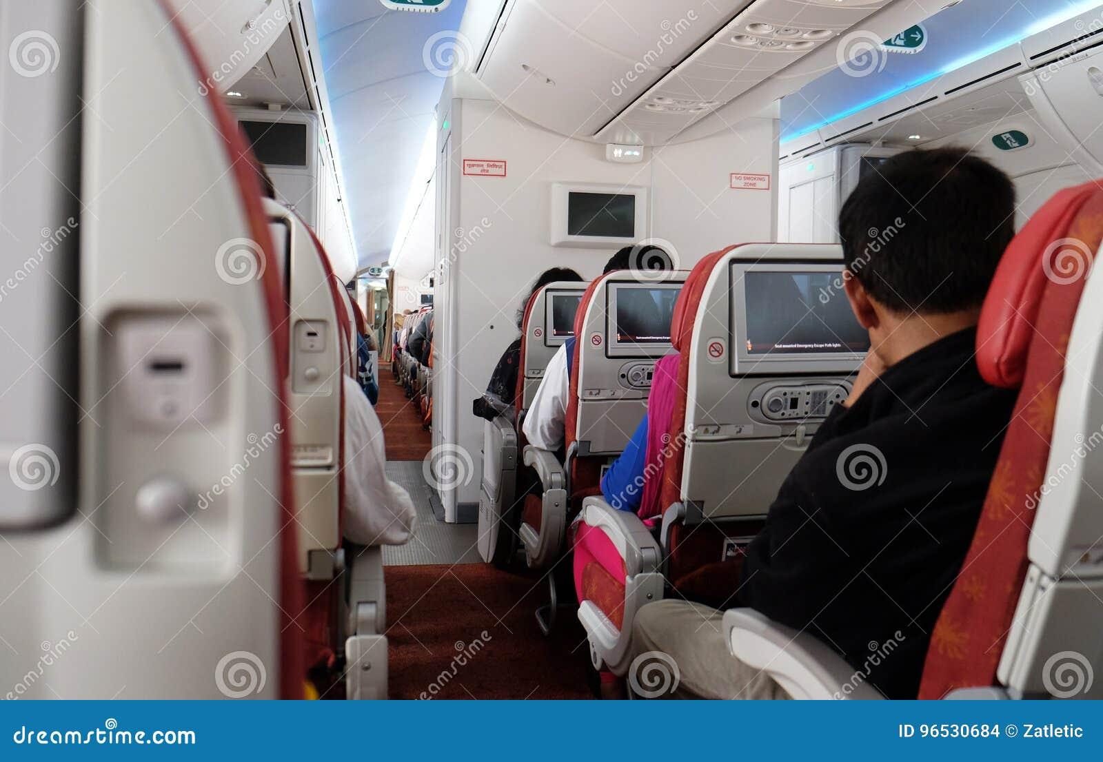 Εσωτερικό αεροπλάνων
