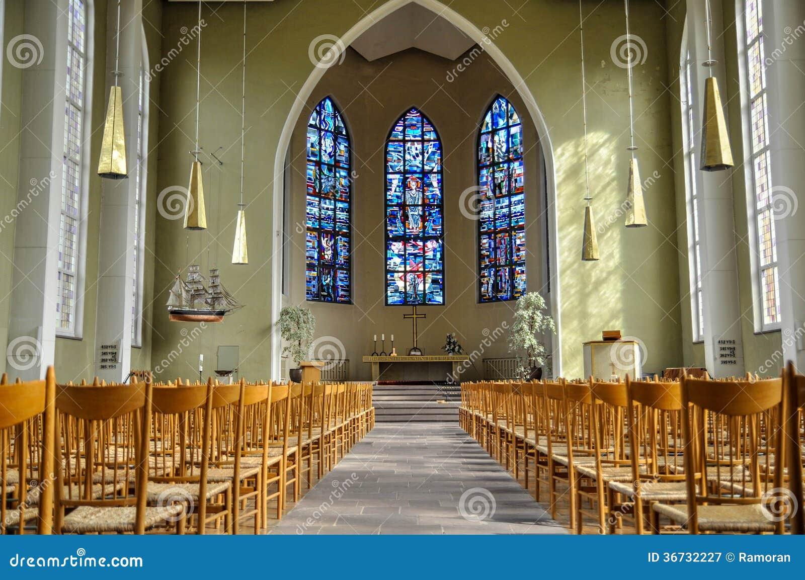 Εσωτερικό εκκλησιών